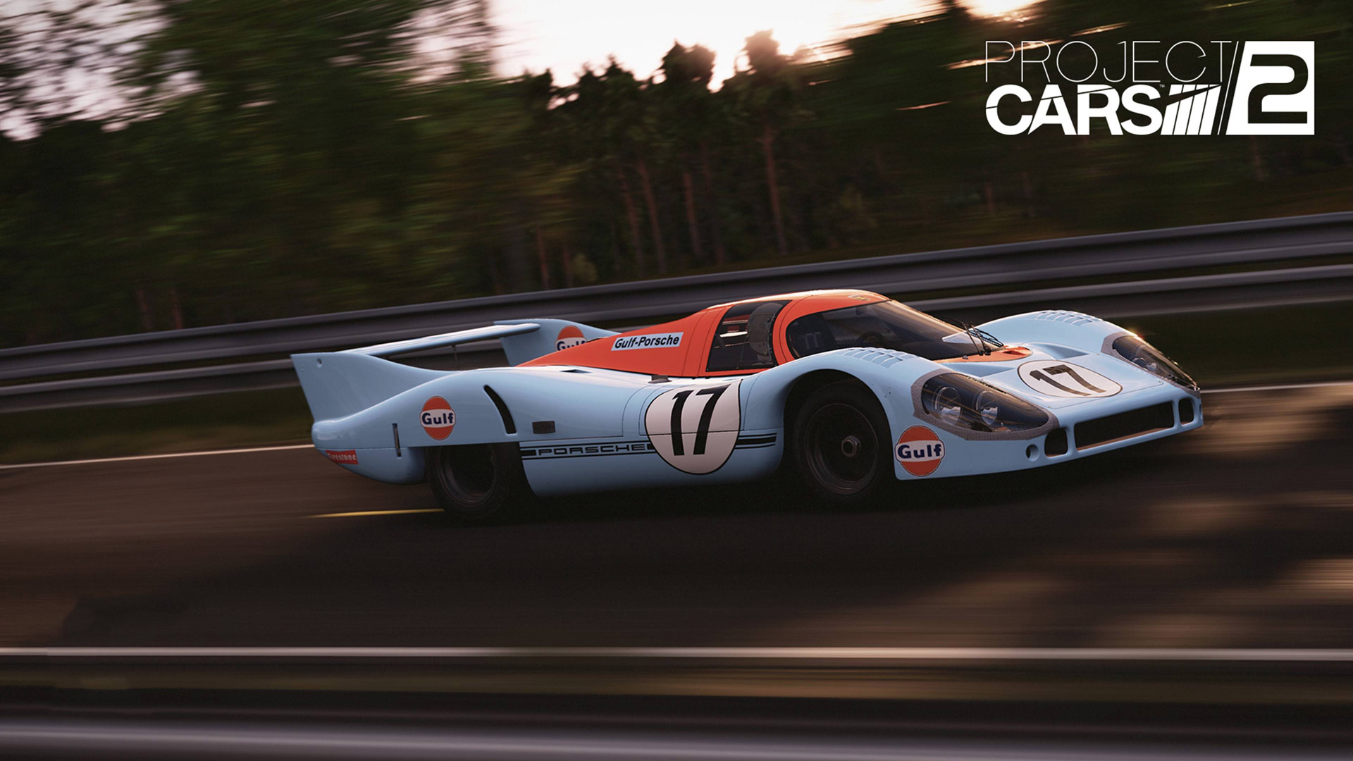 Project Cars 2 Wallpaper in 1920x1080
