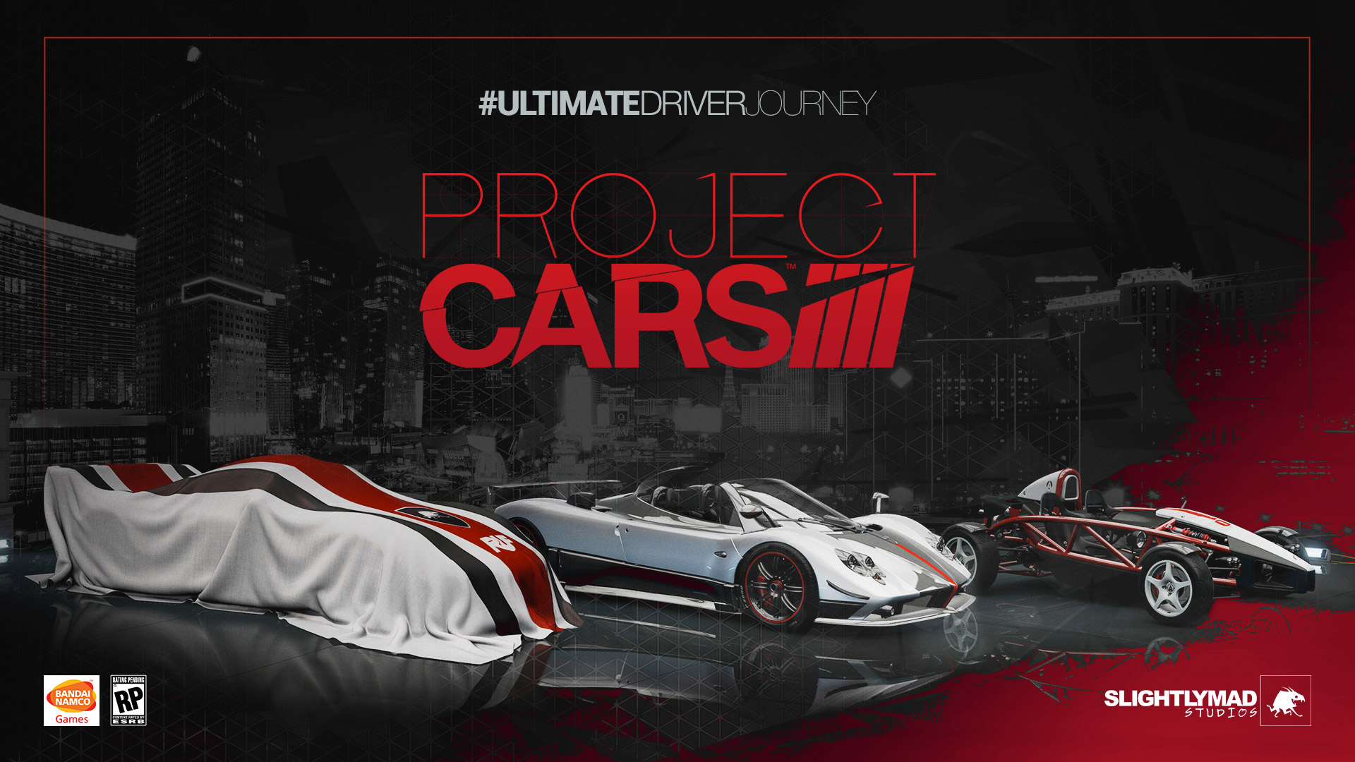 Project Cars Wallpaper in 1920x1080