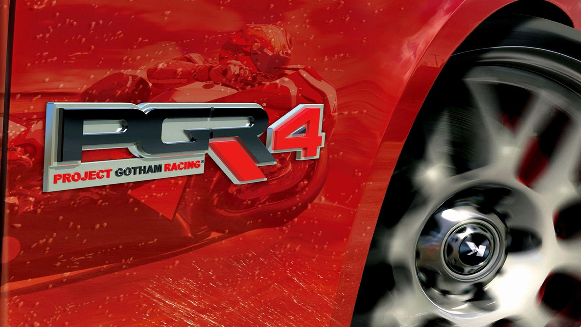 Project Gotham Racing 4 Wallpaper in 1920x1080