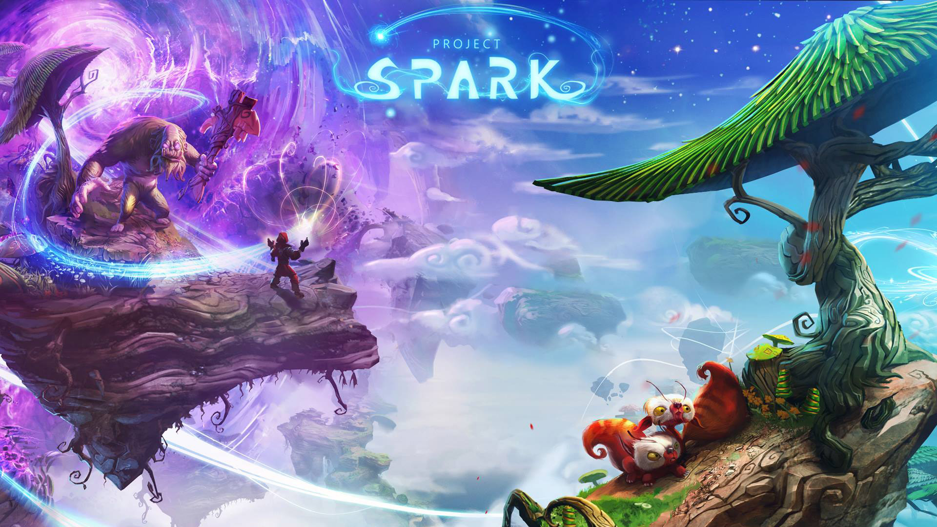 Project Spark Wallpaper in 1920x1080