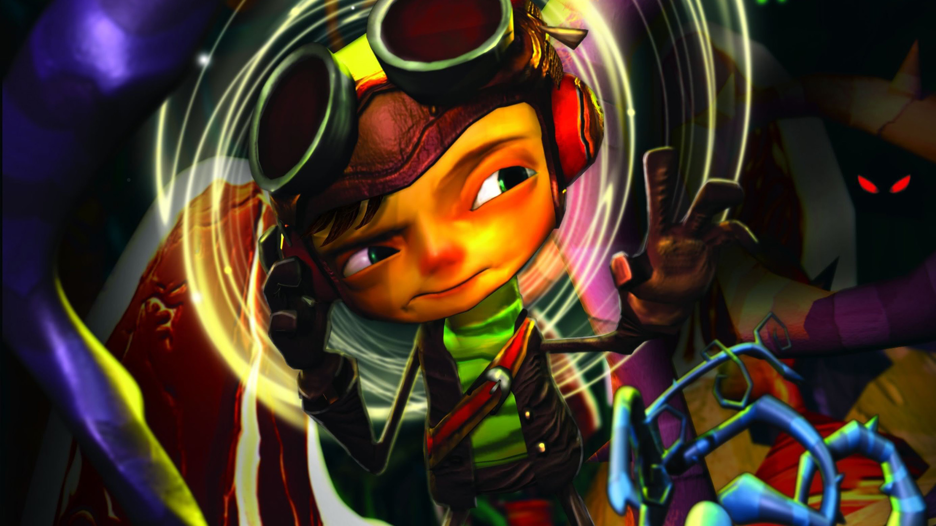 Free Psychonauts Wallpaper in 1920x1080