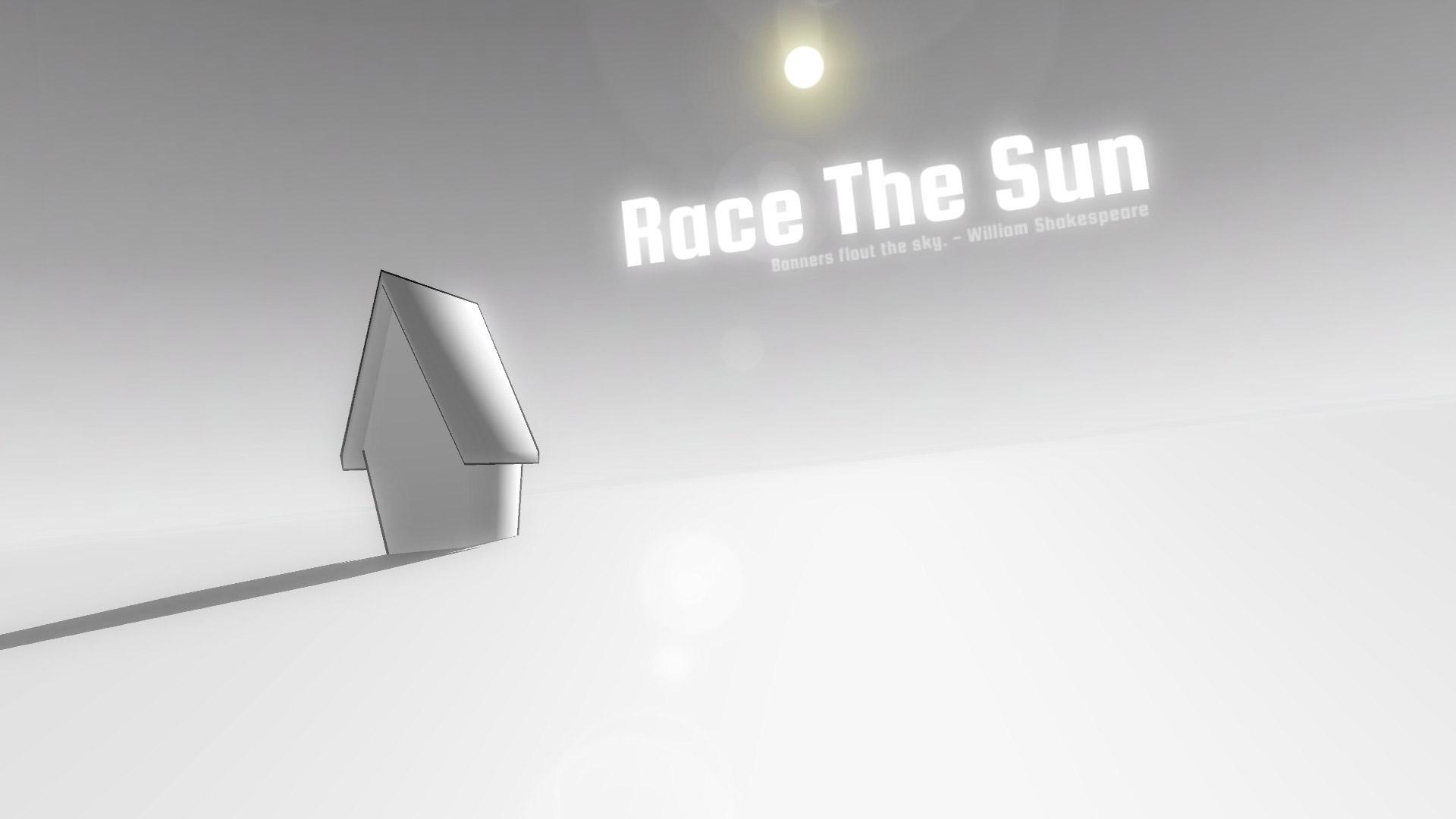 Free Race the Sun Wallpaper in 1920x1080