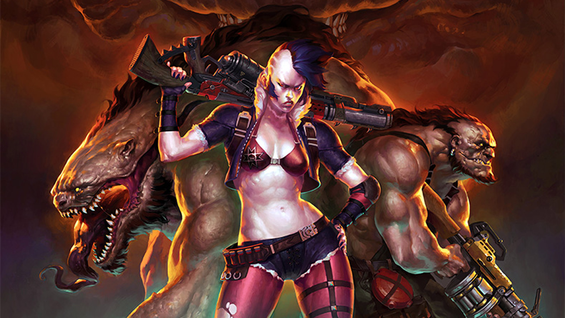 Spacelords Wallpaper in 1920x1080