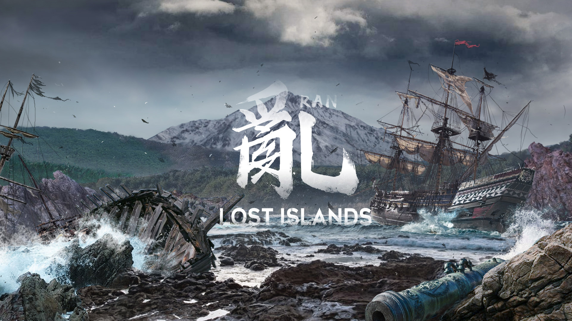 Free RAN: Lost Islands Wallpaper in 1920x1080