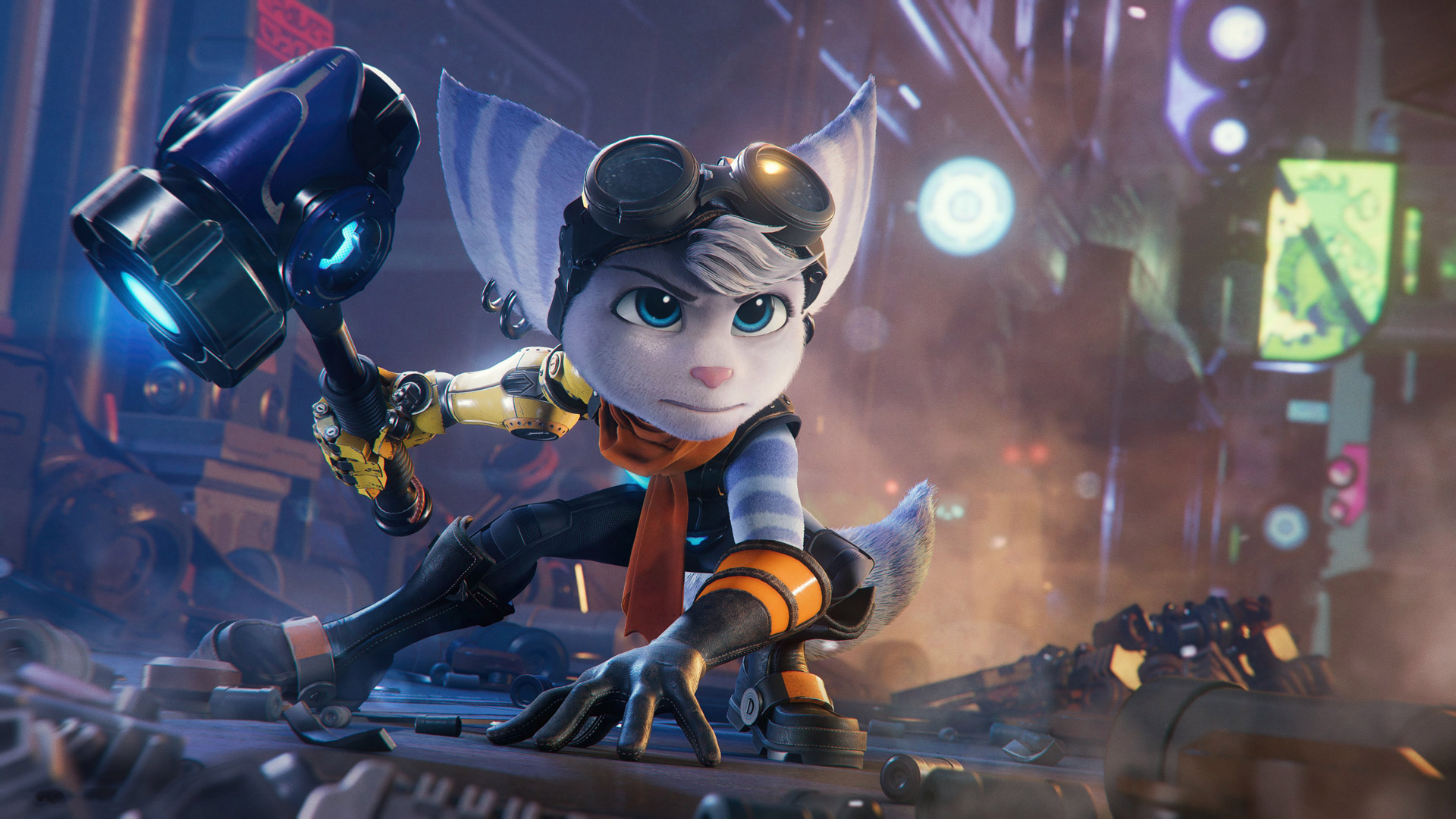 Free Ratchet & Clank: Rift Apart Wallpaper in 1920x1080