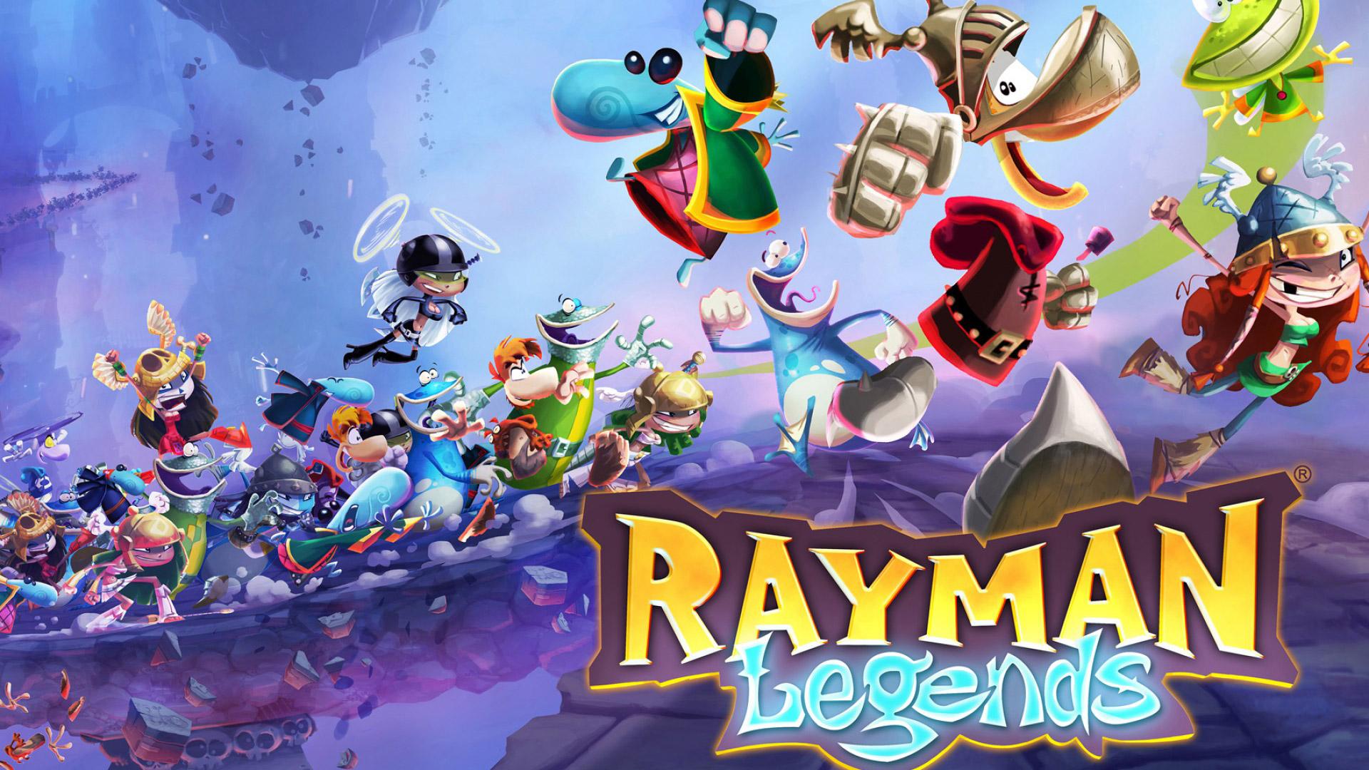 Free Rayman Legends Wallpaper in 1920x1080