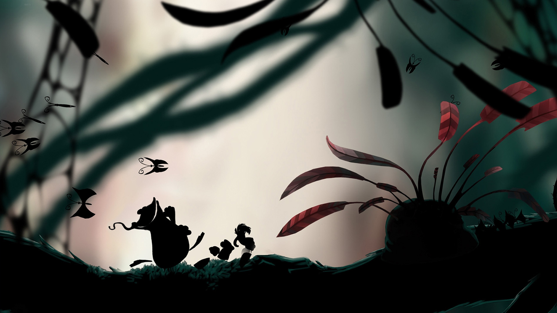 Rayman Origins Wallpaper in 1920x1080