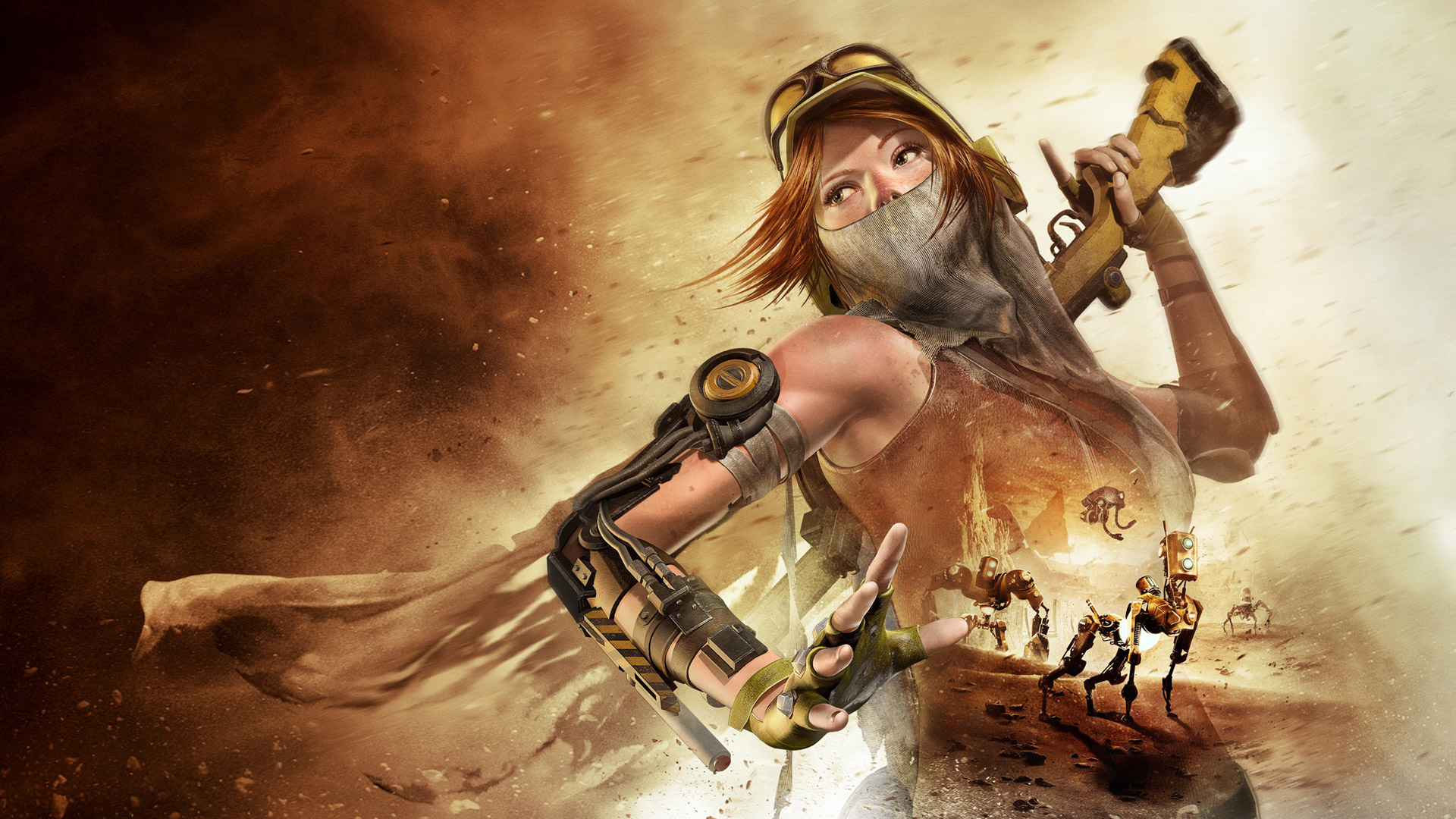 ReCore Wallpaper in 1920x1080