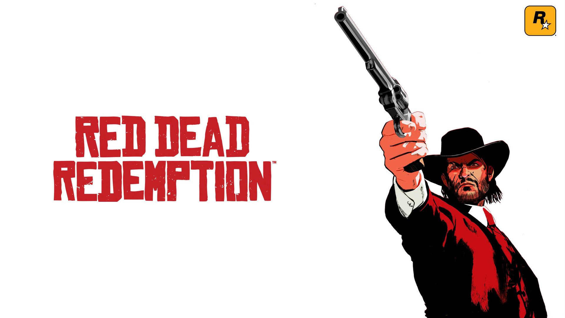 Red Dead Redemption Wallpaper in 1920x1080