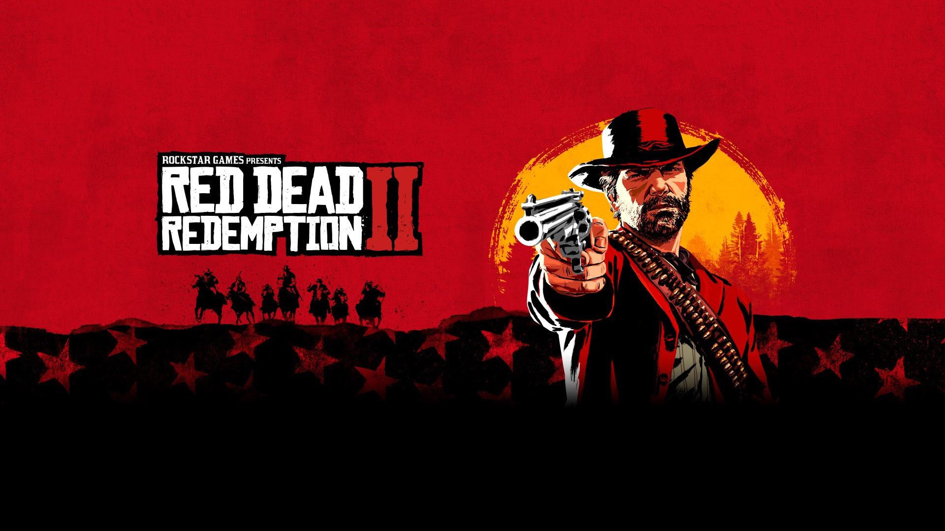 Free Red Dead Redemption 2 Wallpaper in 1920x1080
