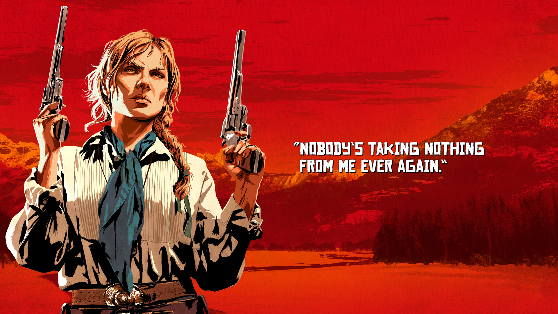Free Red Dead Redemption 2 Wallpaper In 1920x1080