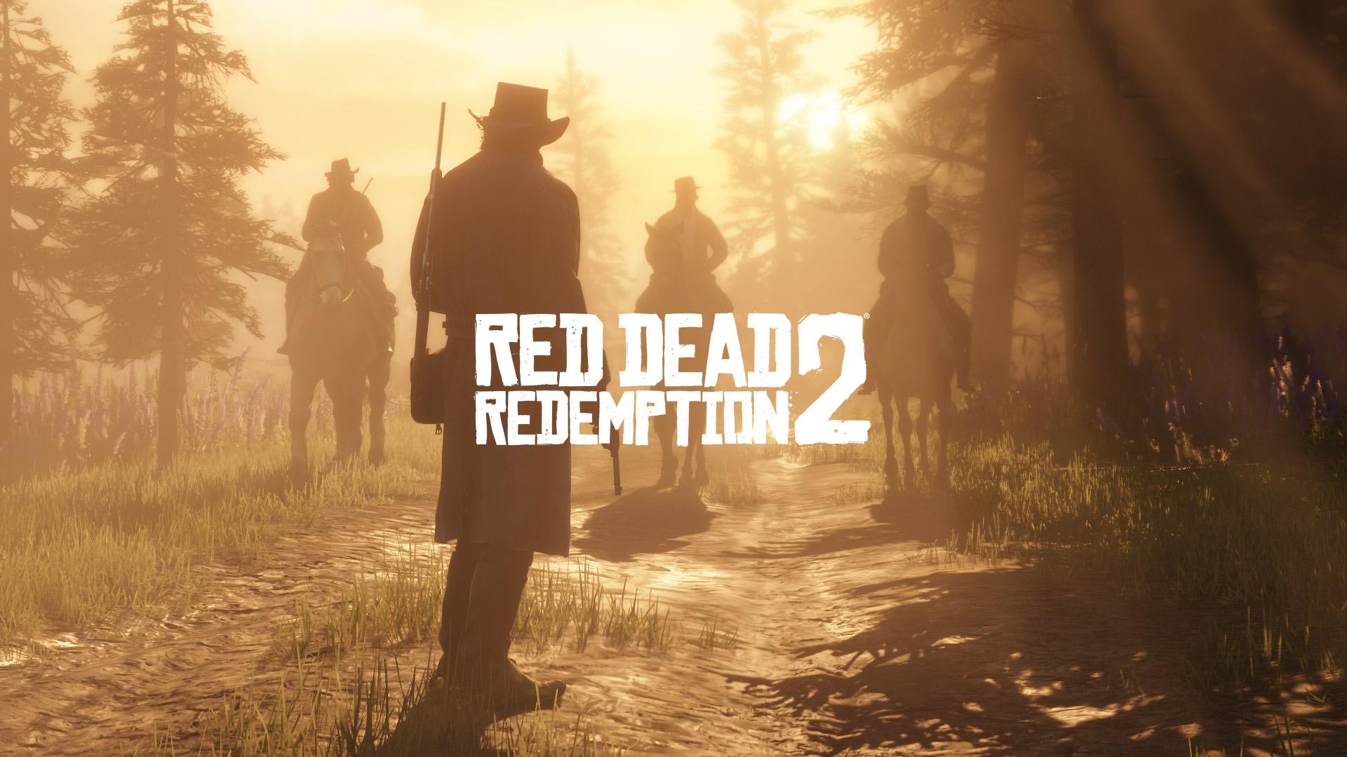 Red Dead Redemption 2 Wallpaper in 1920x1080