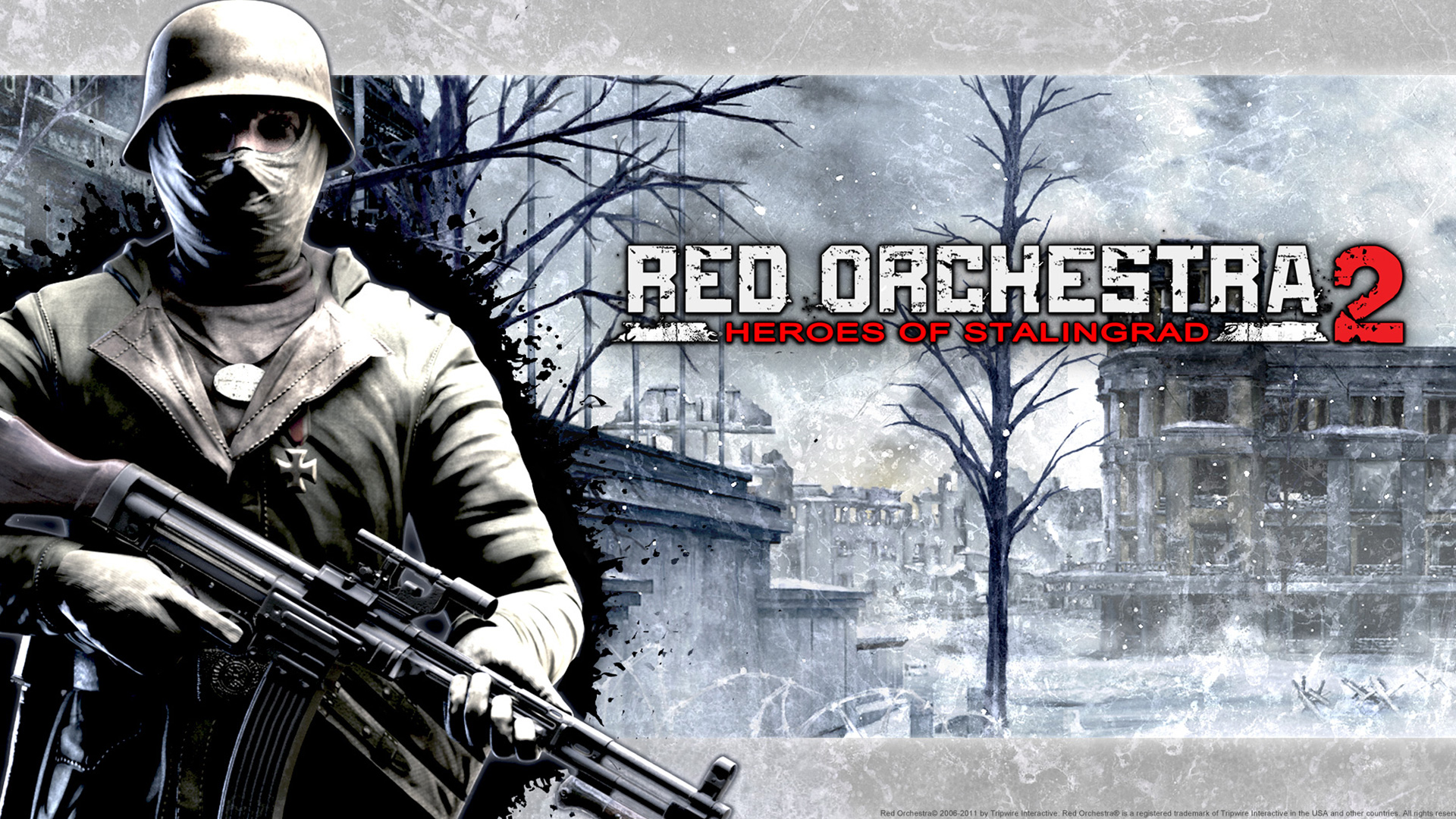 Free Red Orchestra 2: Heroes Of Stalingrad Wallpaper in 1920x1080