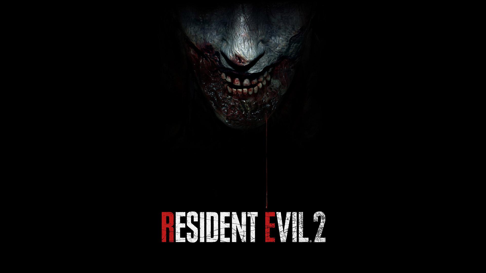 Resident Evil 2 Wallpaper in 1920x1080