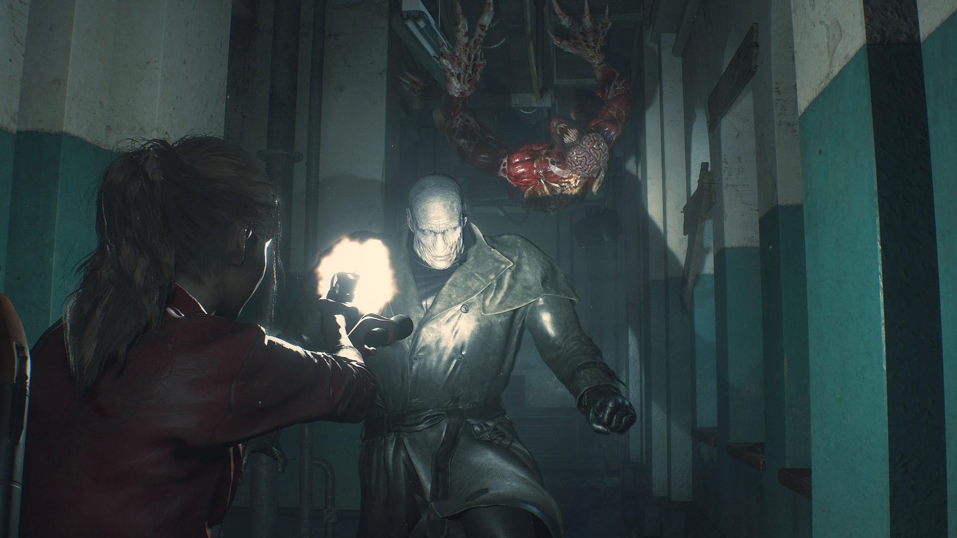 Free Resident Evil 2 Wallpaper in 1920x1080