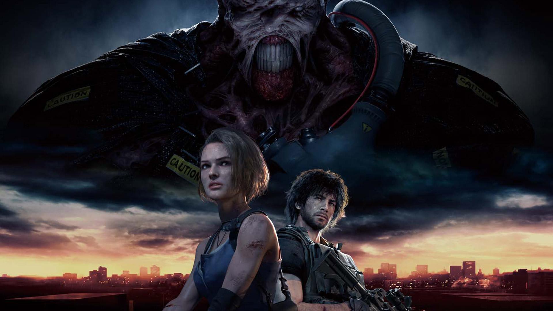 Resident Evil 3 Wallpaper in 1920x1080