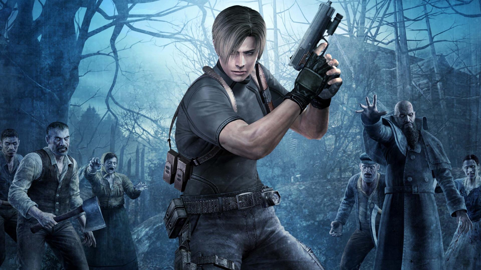 Free Resident Evil 4 Wallpaper in 1920x1080