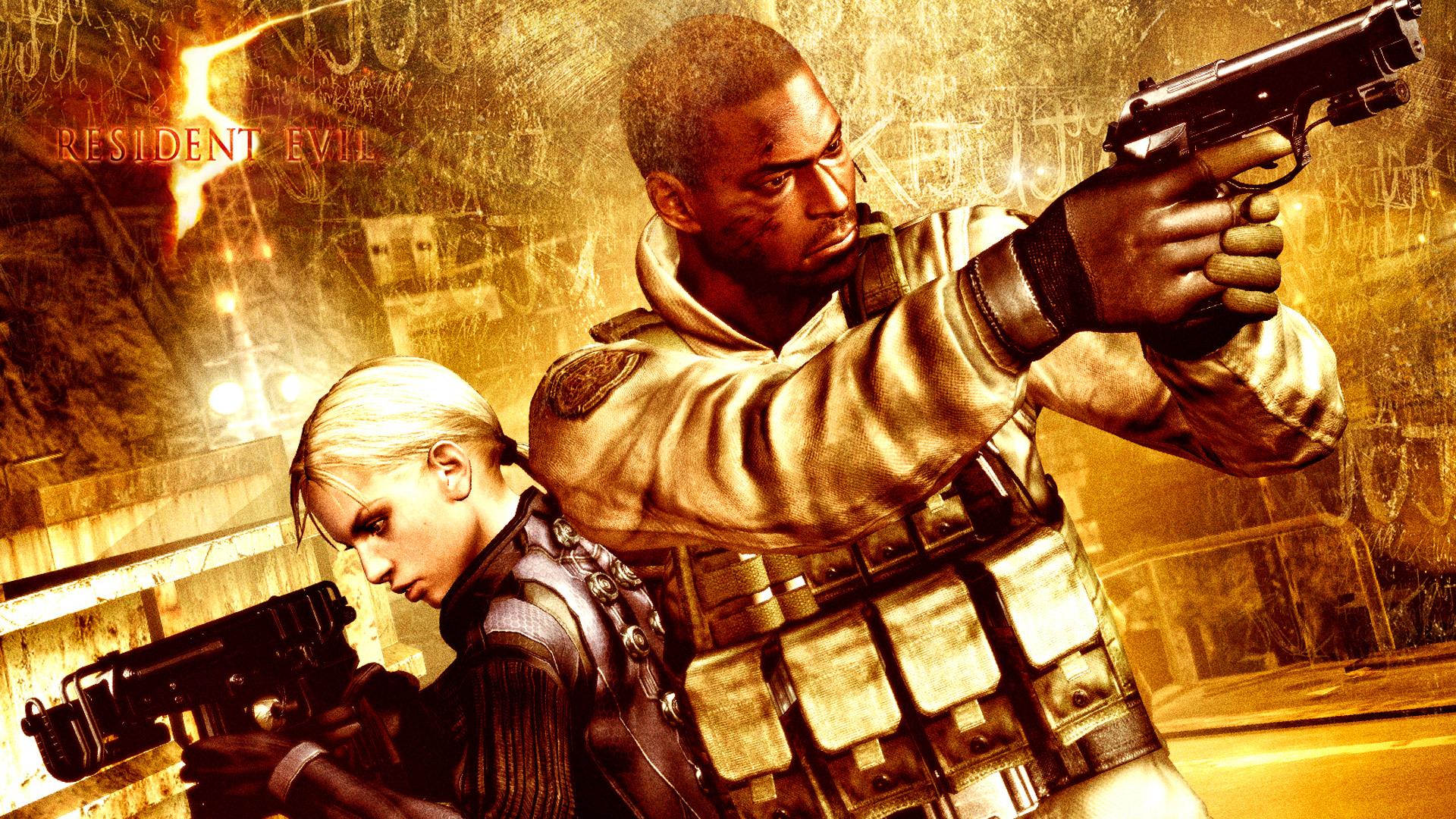 Free Resident Evil 5 Wallpaper in 1920x1080