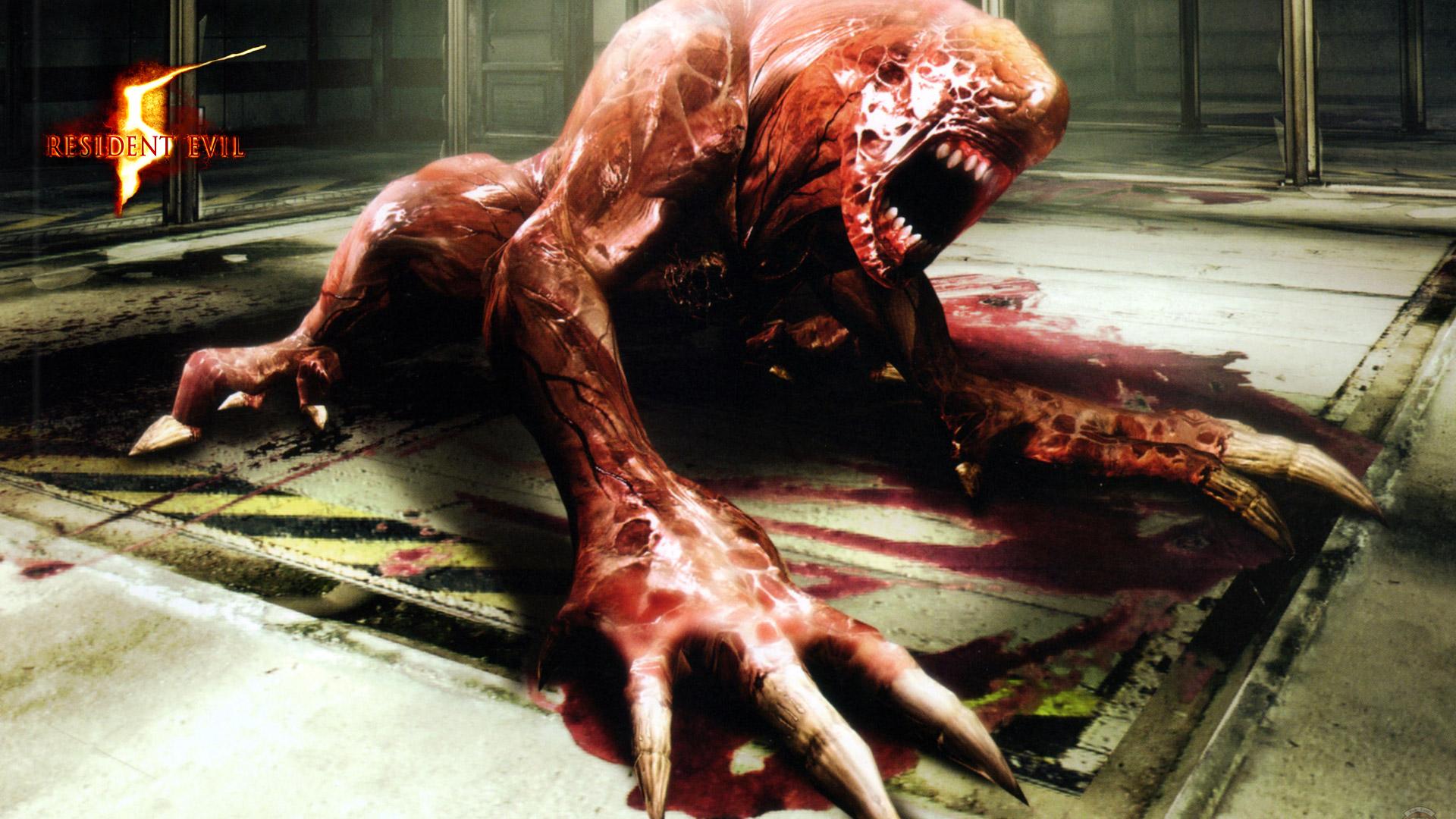 Resident Evil 5 Wallpaper in 1920x1080