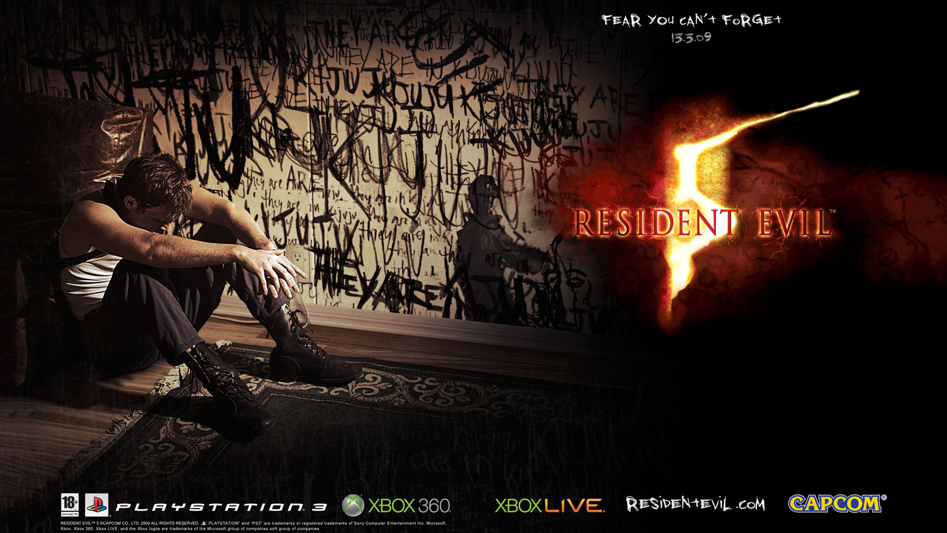 resident evil 5 gold edition wallpaper