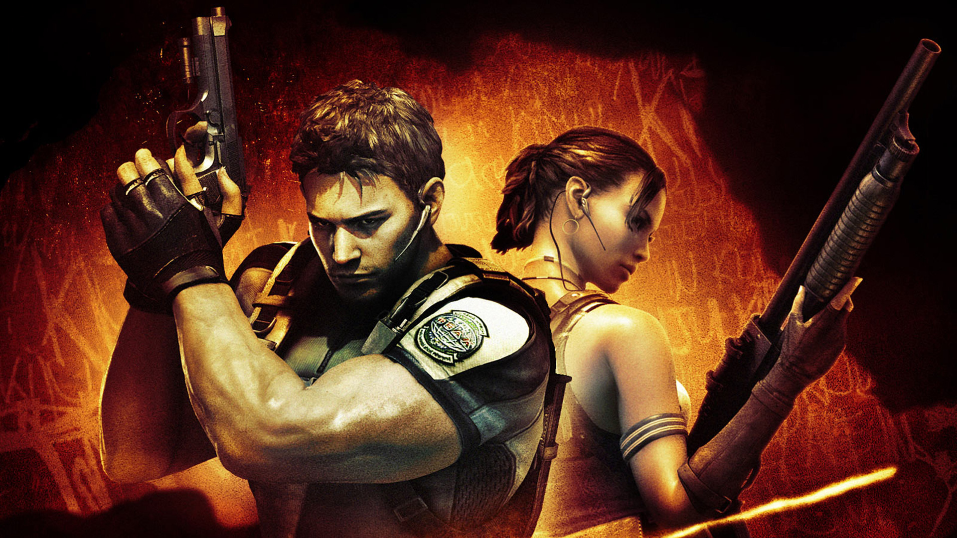 Resident Evil 5 Wallpaper in 1920x1080
