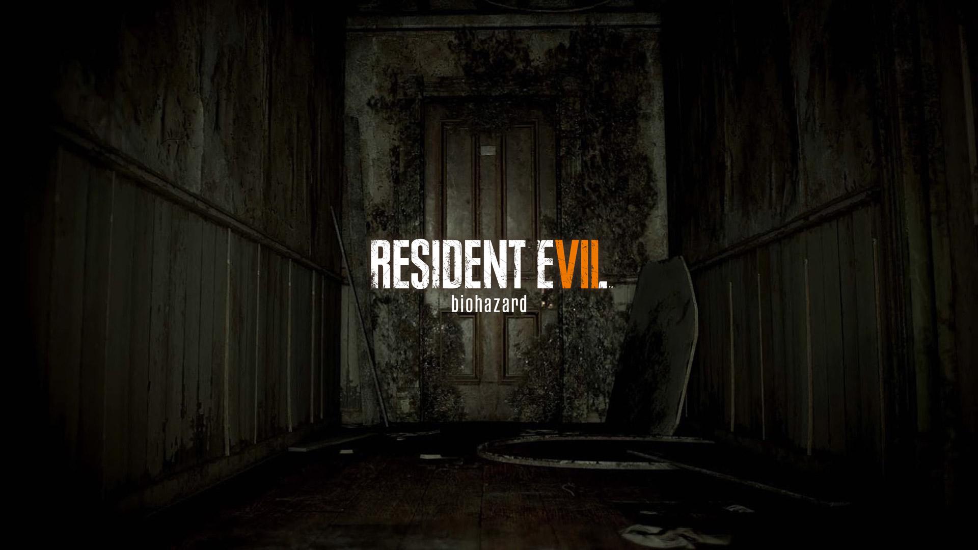 Free Resident Evil 7 Wallpaper in 1920x1080