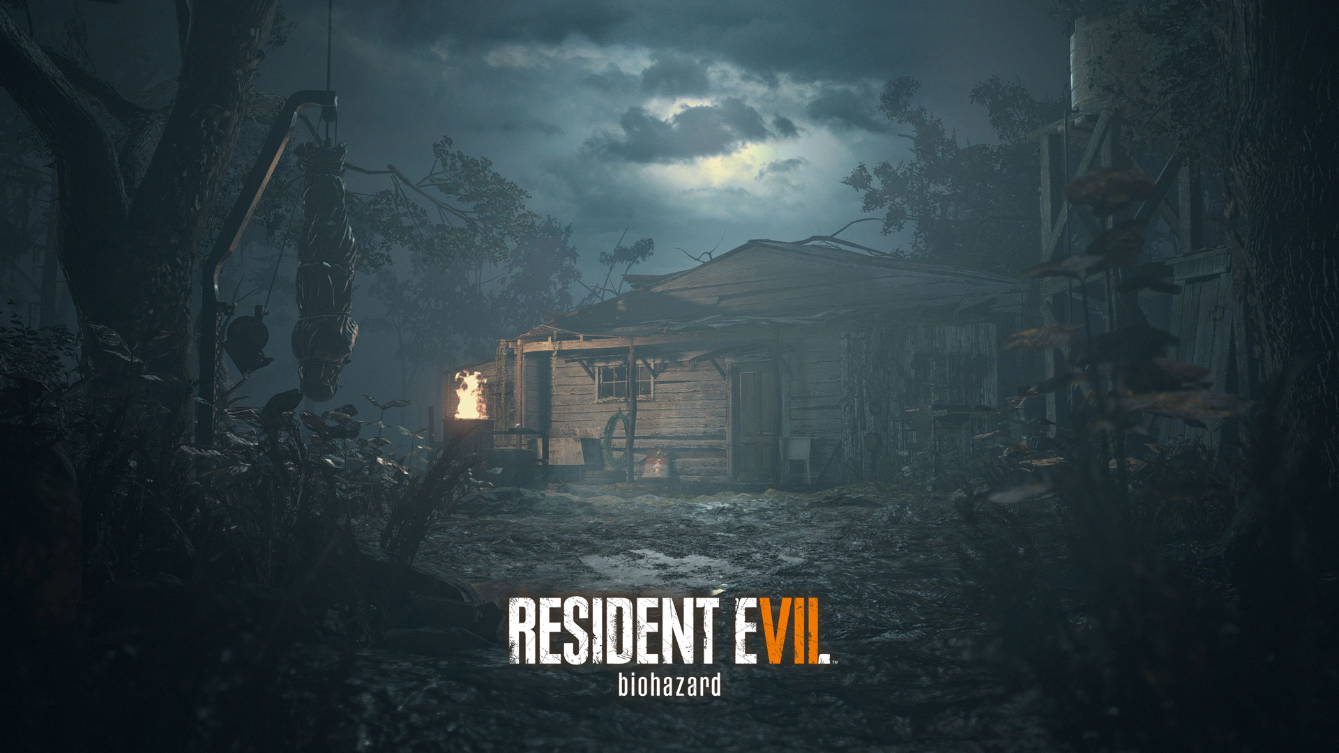 Free Resident Evil 7 Wallpaper in 1920x1080