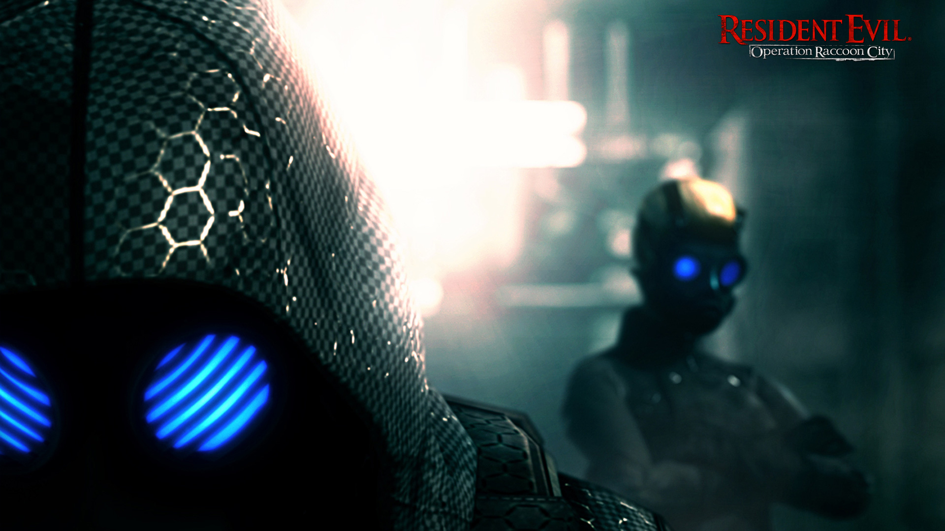 Resident Evil: Operation Raccoon City Wallpaper in 1920x1080