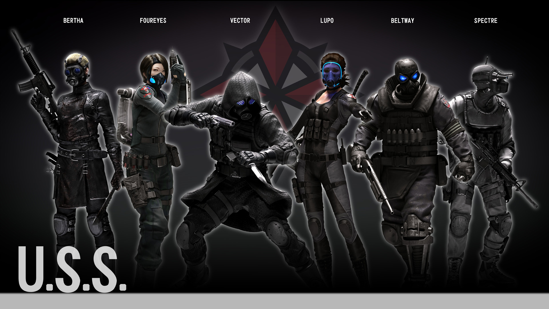Free Resident Evil: Operation Raccoon City Wallpaper in 1920x1080