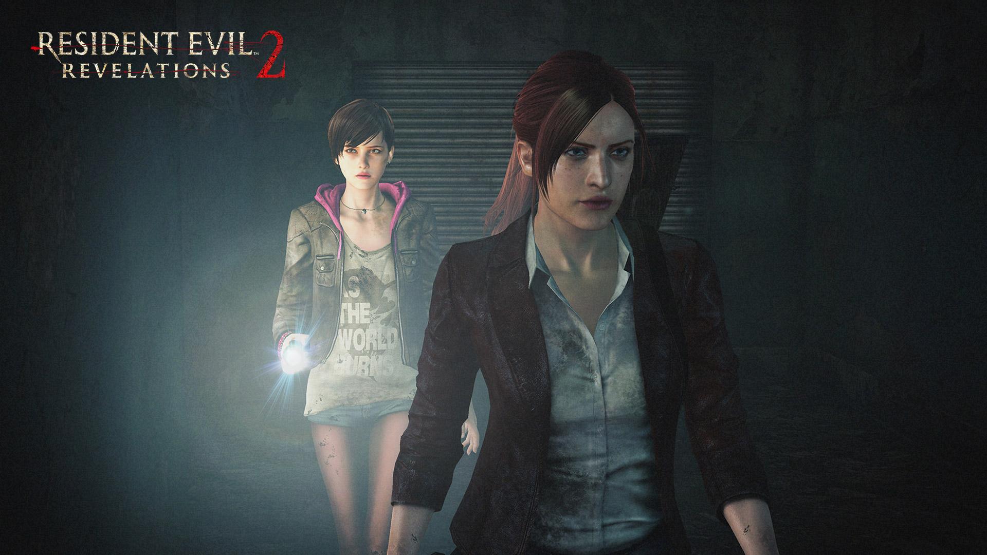 Free Resident Evil: Revelations 2 Wallpaper in 1920x1080