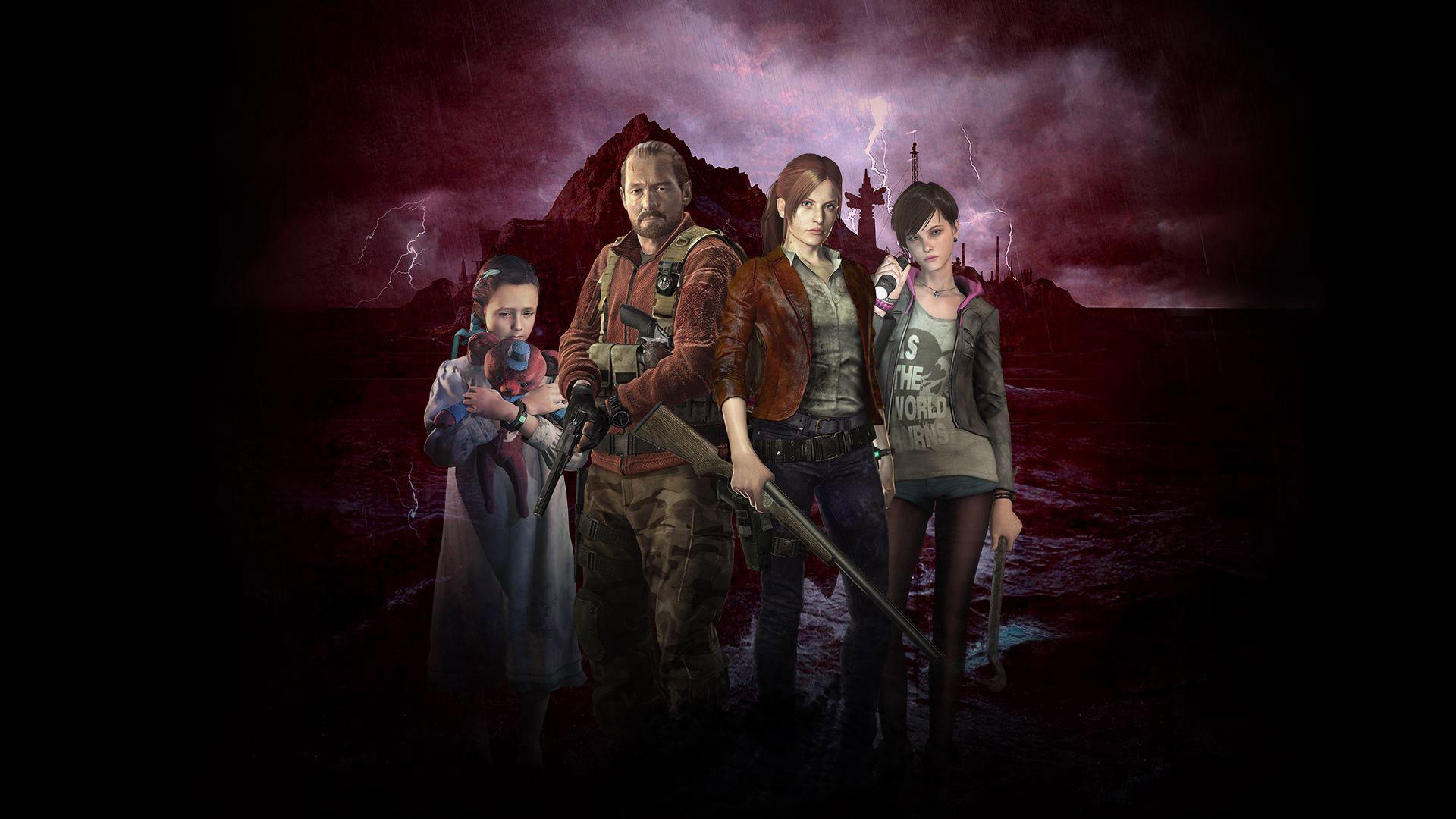 Resident Evil: Revelations 2 Wallpaper in 1920x1080