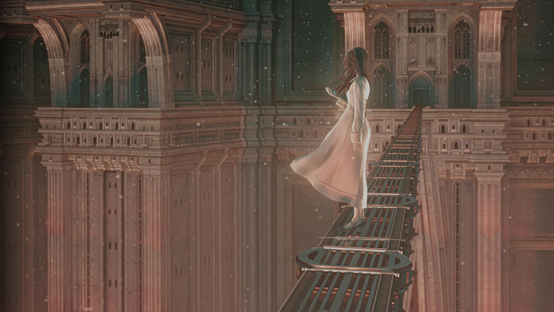 Resonance of Fate Wallpaper in 1920x1080