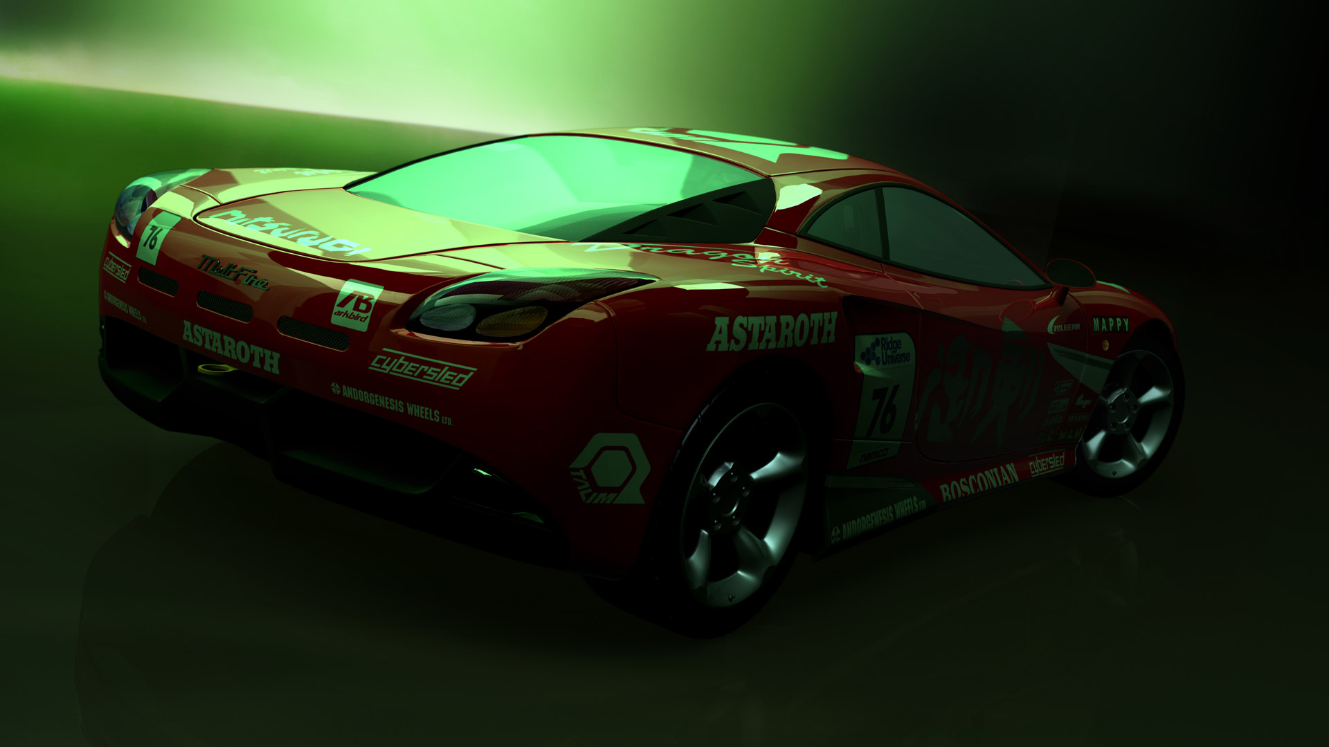 Ridge Racer 6 Wallpaper in 1920x1080
