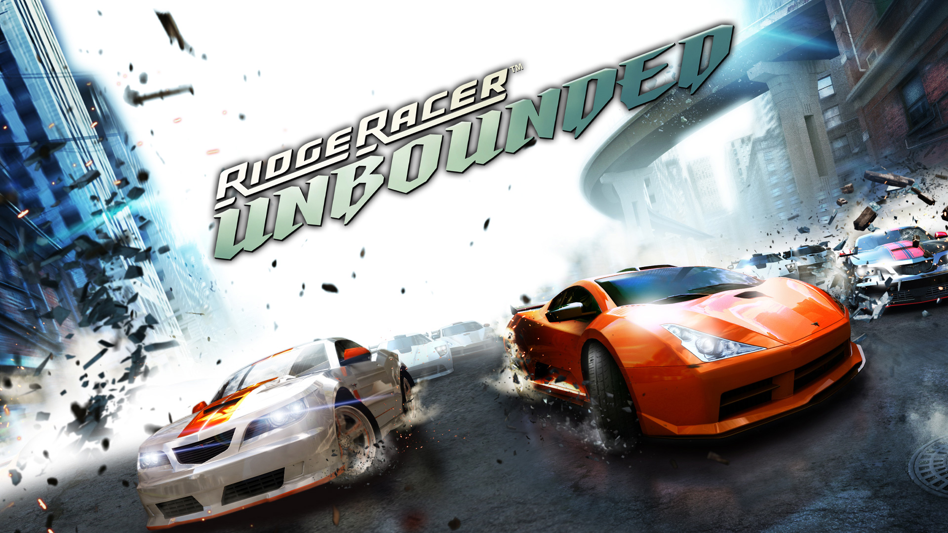 Free Ridge Racer Unbounded Wallpaper in 1920x1080