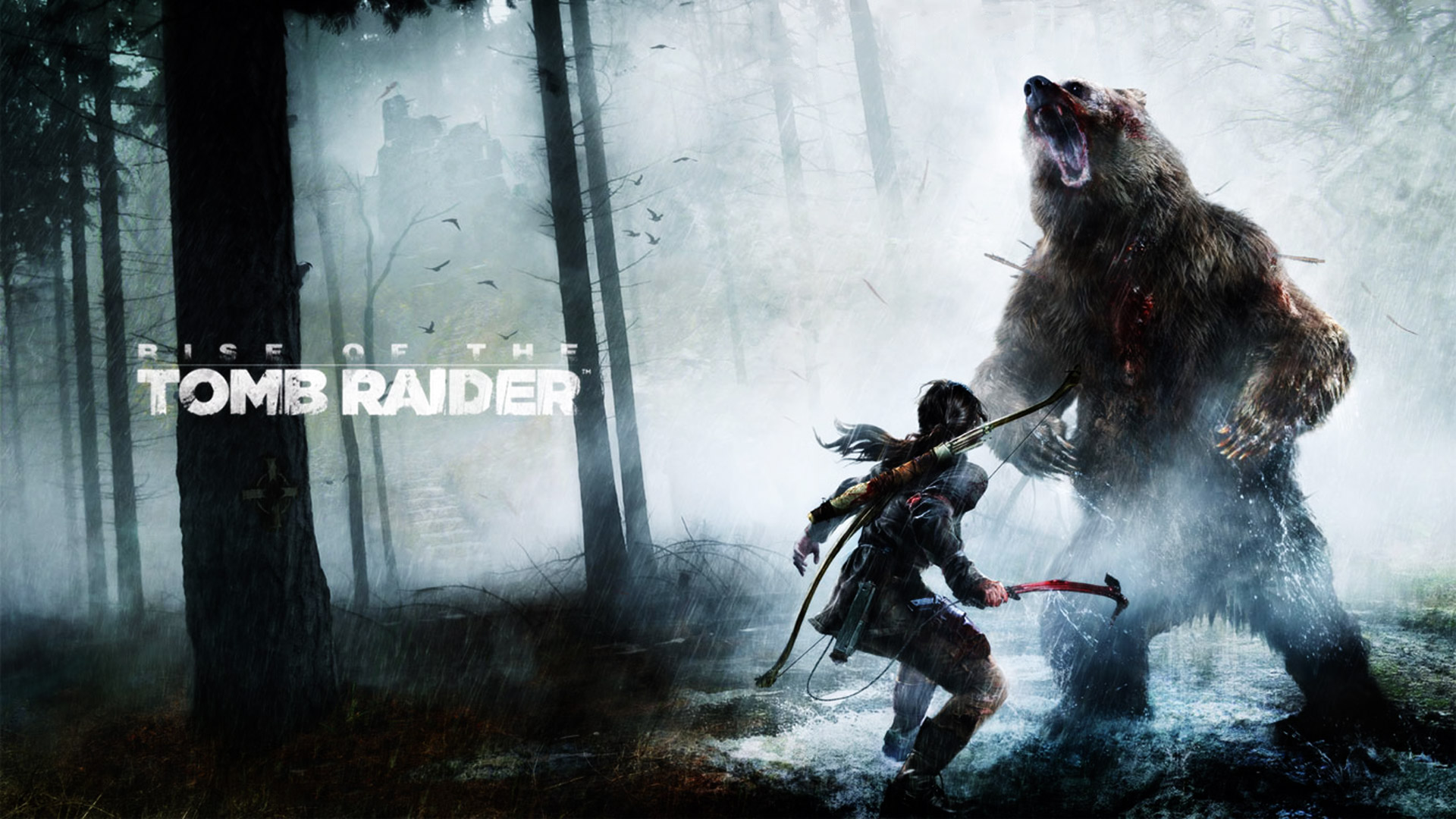 Rise of the Tomb Raider Wallpaper in 1920x1080