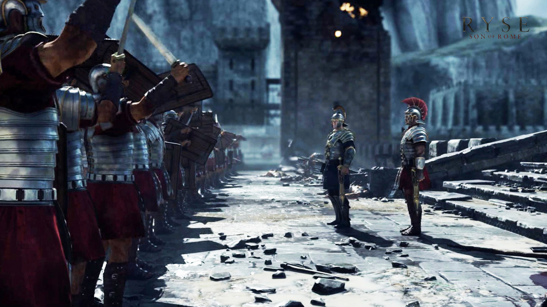 Free Ryse: Son of Rome Wallpaper in 1920x1080