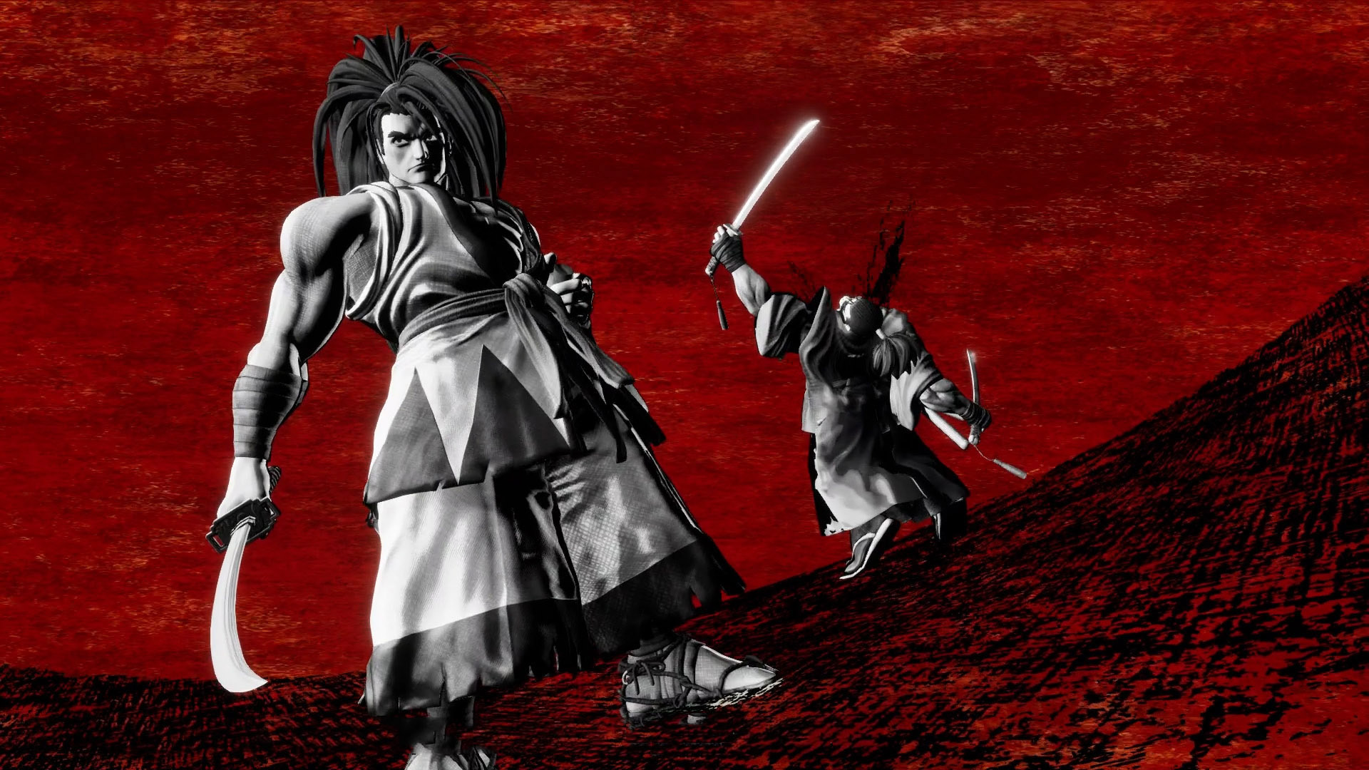 Free Samurai Shodown (2019) Wallpaper in 1920x1080