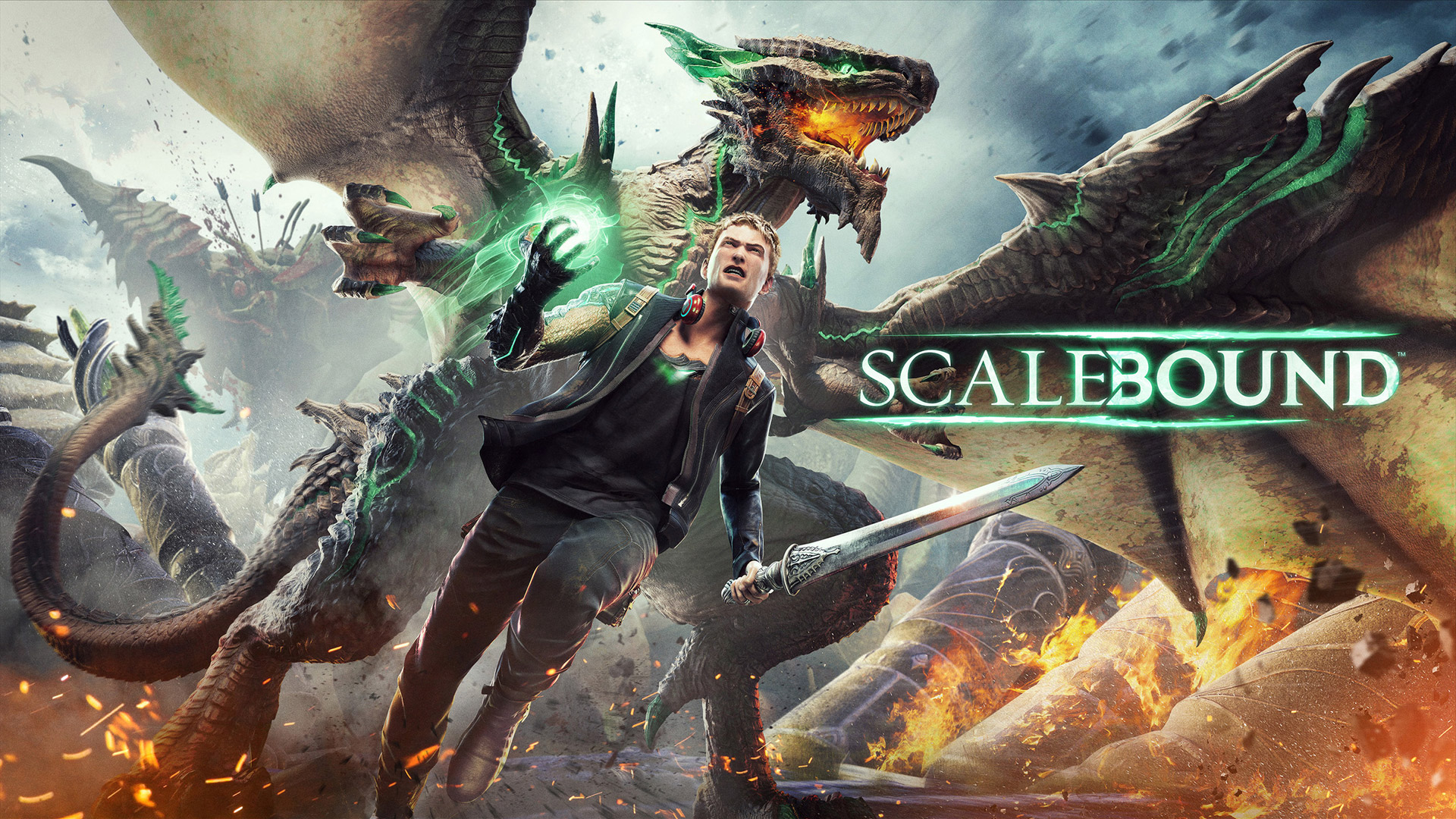 Scalebound Wallpaper in 1920x1080