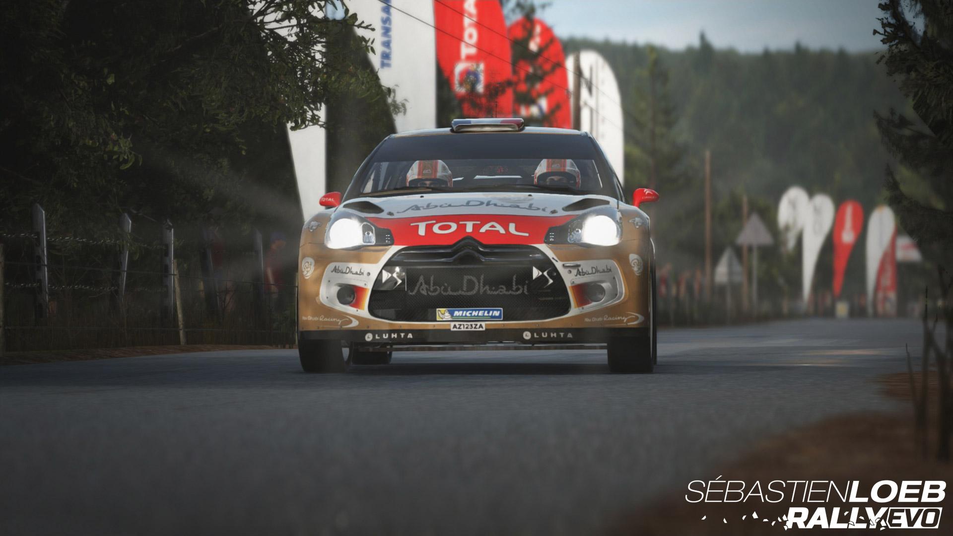 Sebastien Loeb Rally EVO Wallpaper in 1920x1080