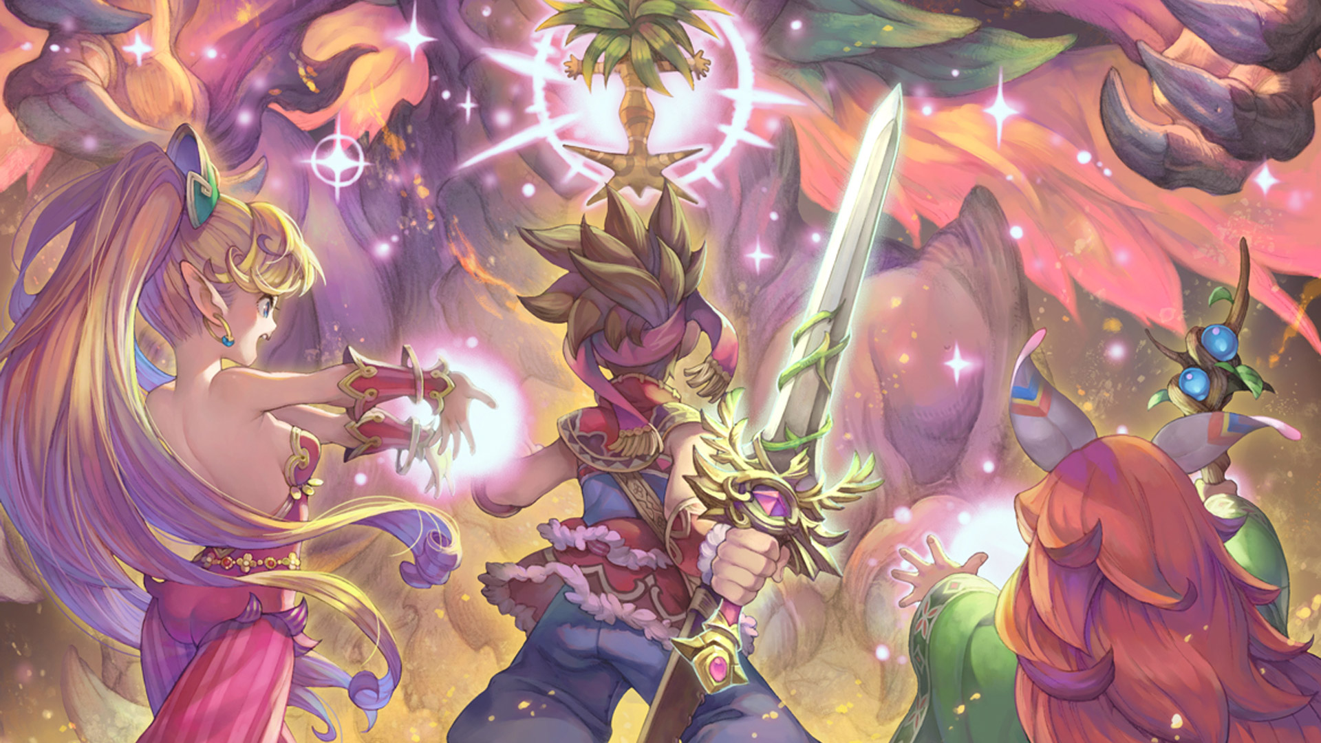 Free Secret of Mana Wallpaper in 1920x1080