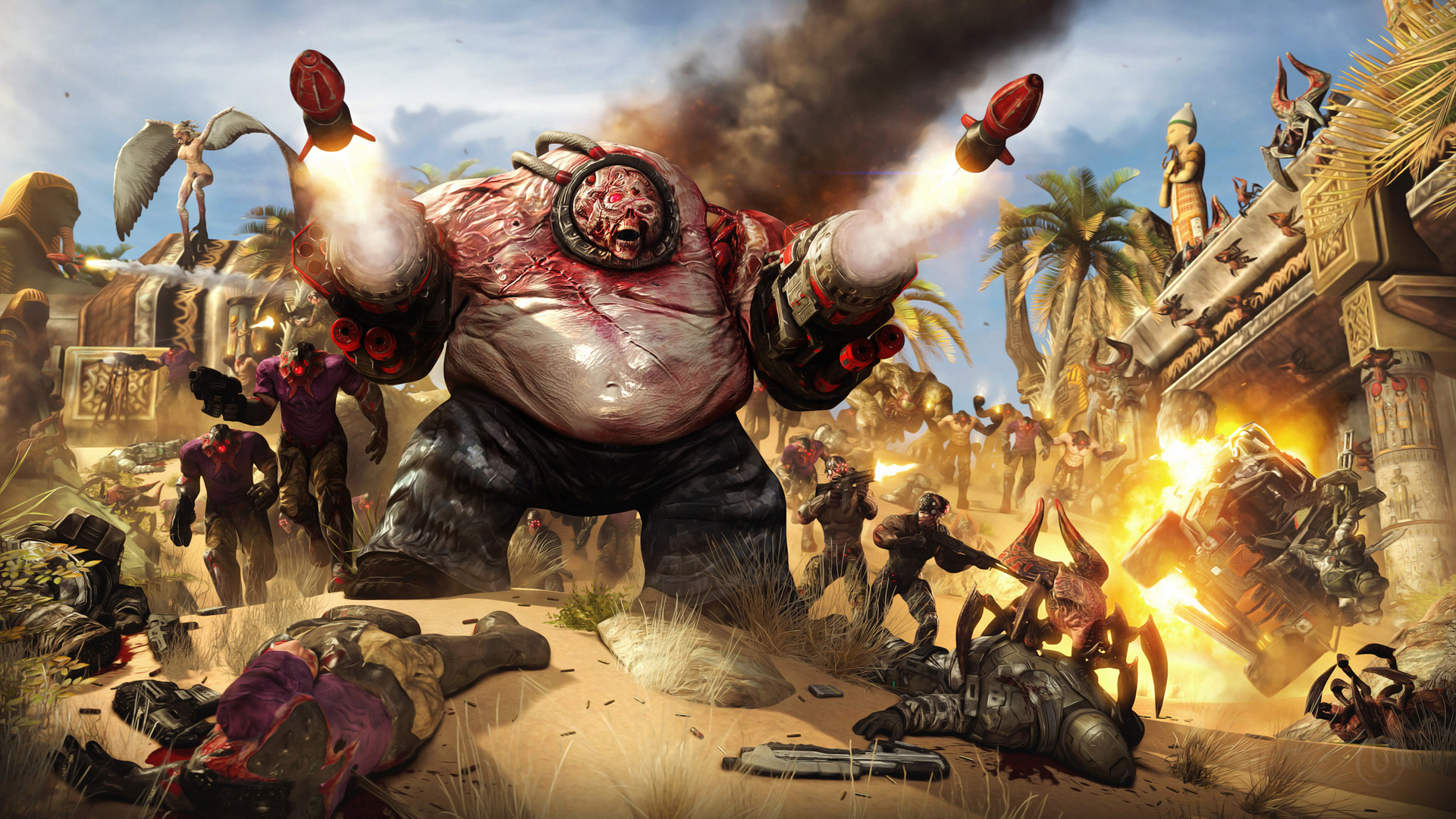 Free Serious Sam 3: BFE Wallpaper in 1920x1080