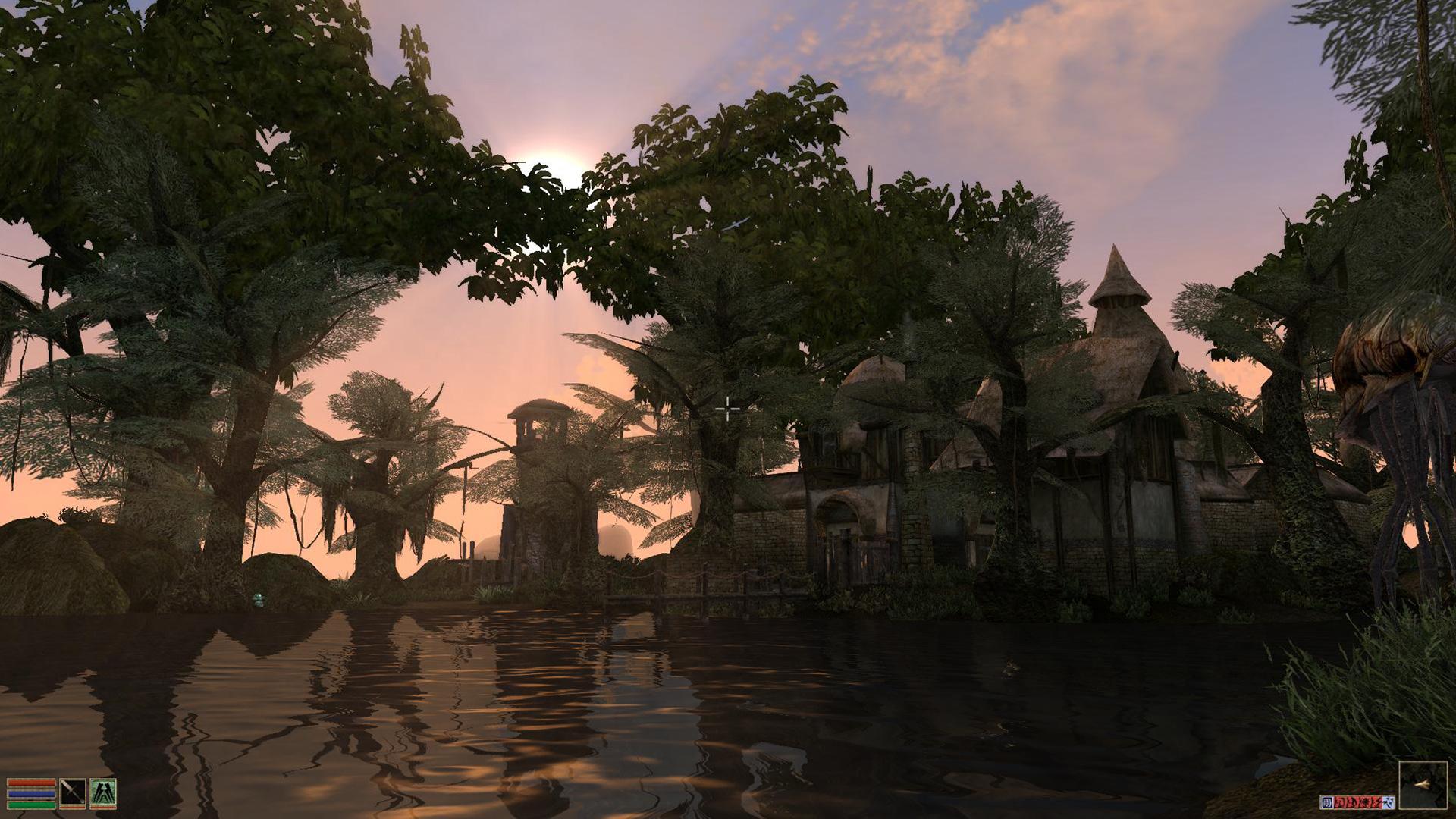 Free The Elder Scrolls III: Morrowind Wallpaper in 1920x1080