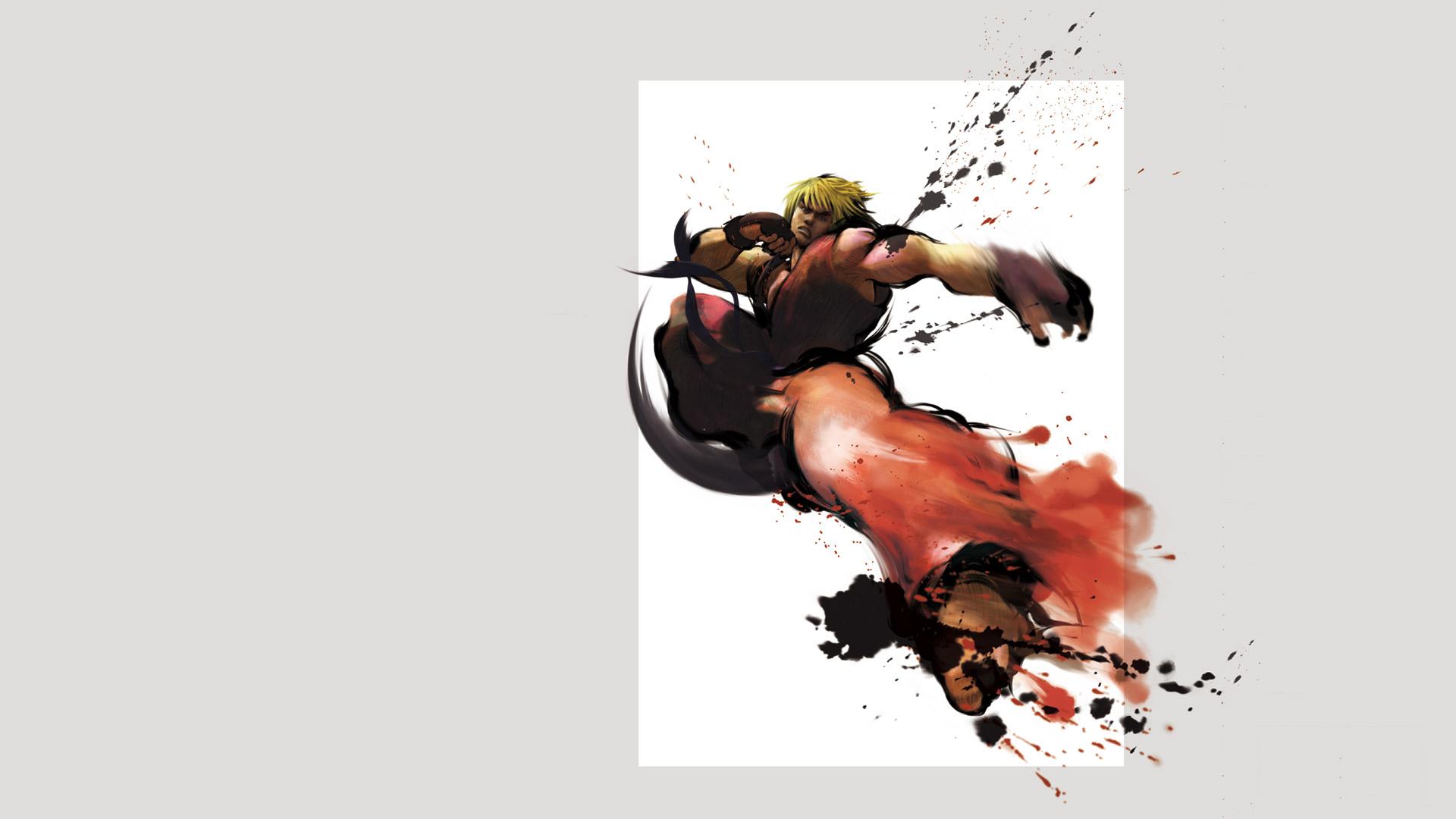 Street Fighter IV Wallpaper in 1920x1080