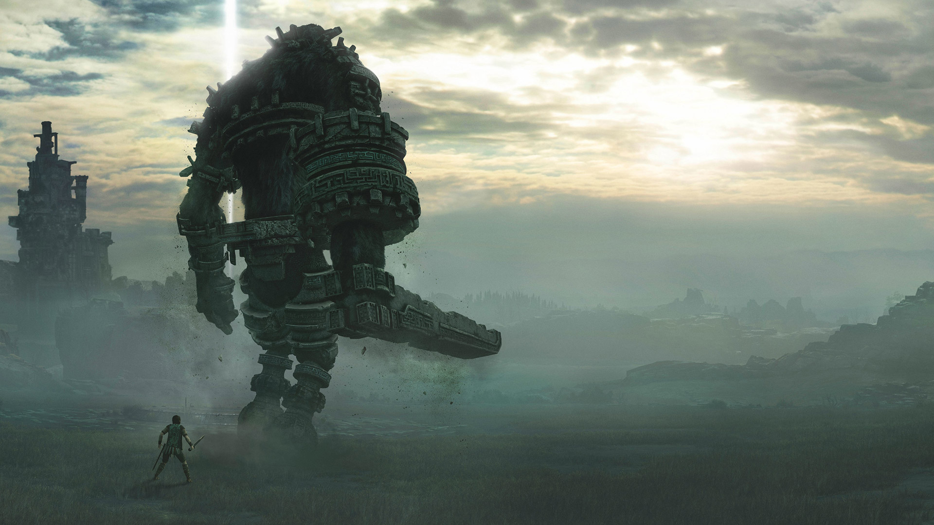 Free Shadow of the Colossus Wallpaper in 1920x1080