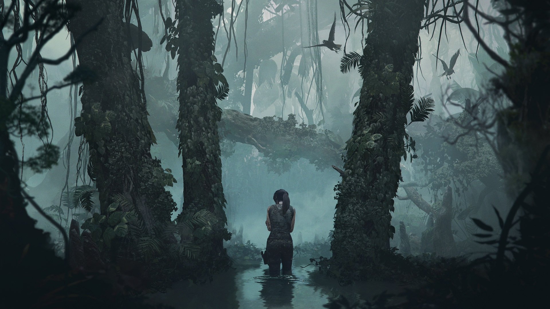 Shadow of the Tomb Raider Wallpaper in 1920x1080