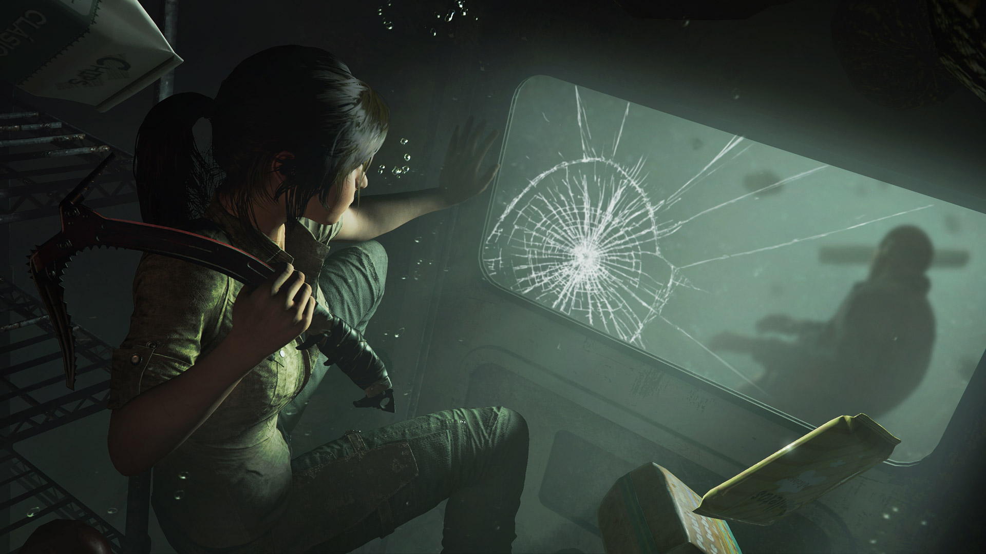 Free Shadow of the Tomb Raider Wallpaper in 1920x1080