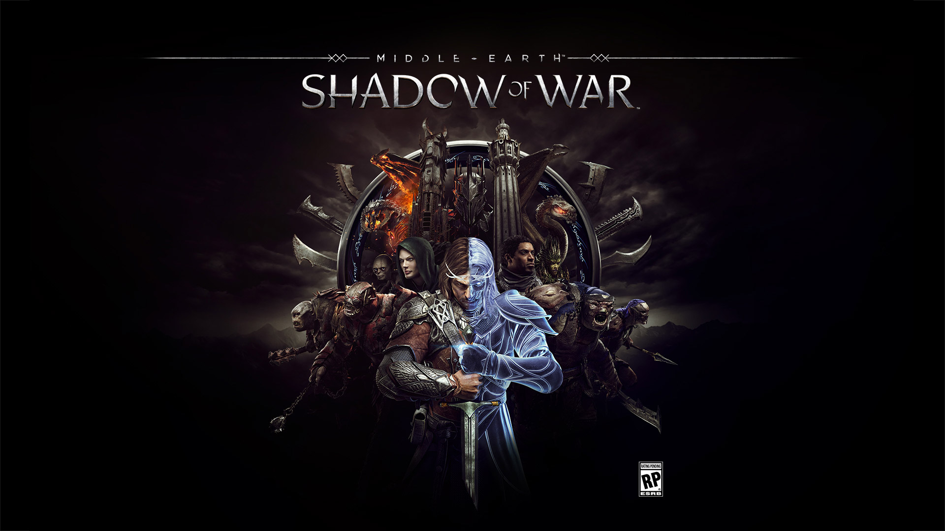 Free Middle-earth: Shadow of War Wallpaper in 1920x1080