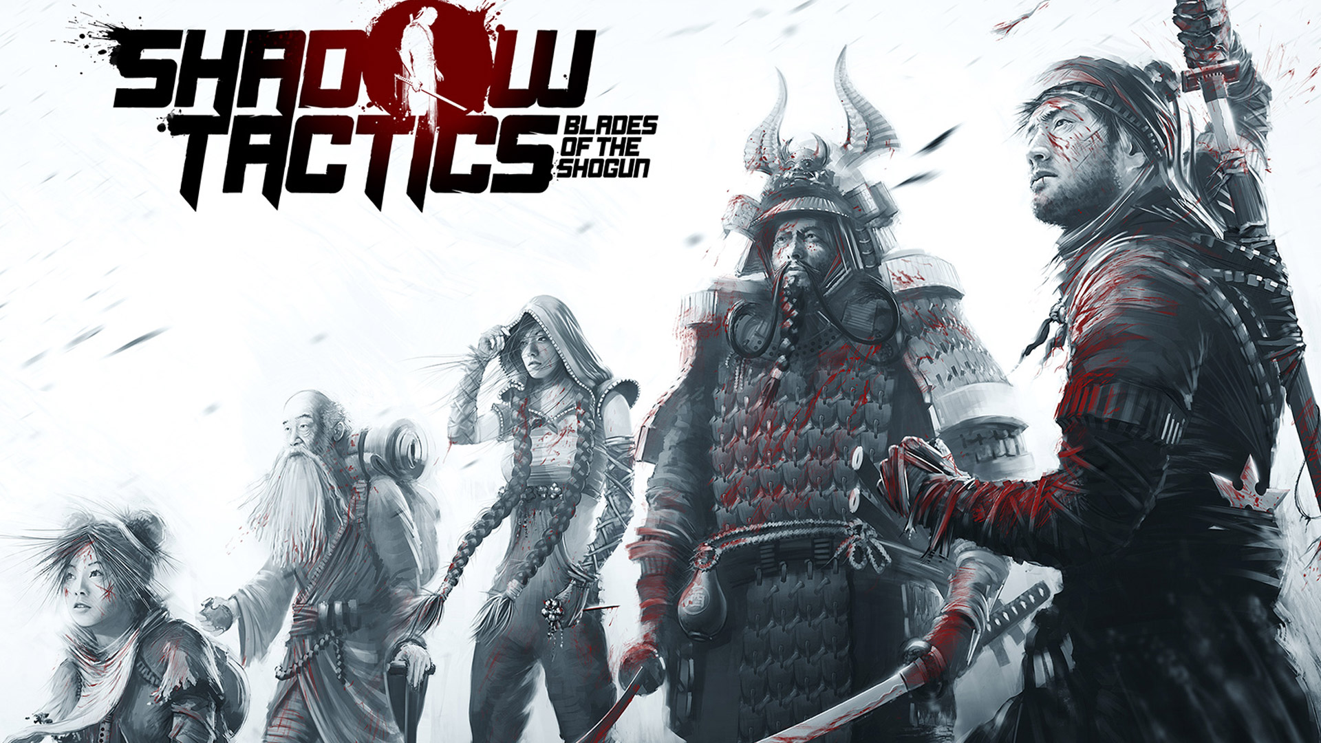 Shadow Tactics: Blades of the Shogun Wallpaper in 1920x1080