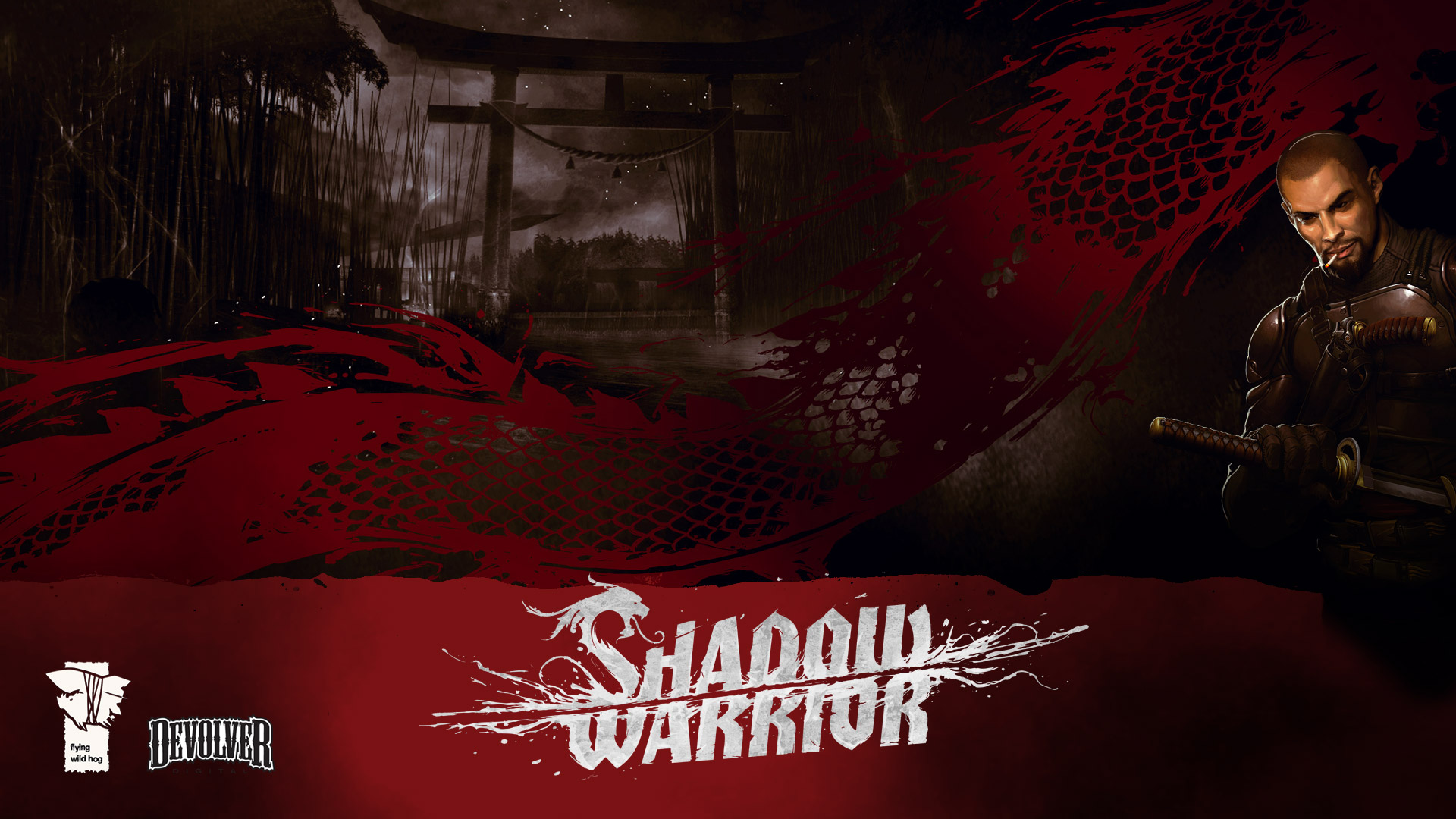 Free Shadow Warrior Wallpaper in 1920x1080