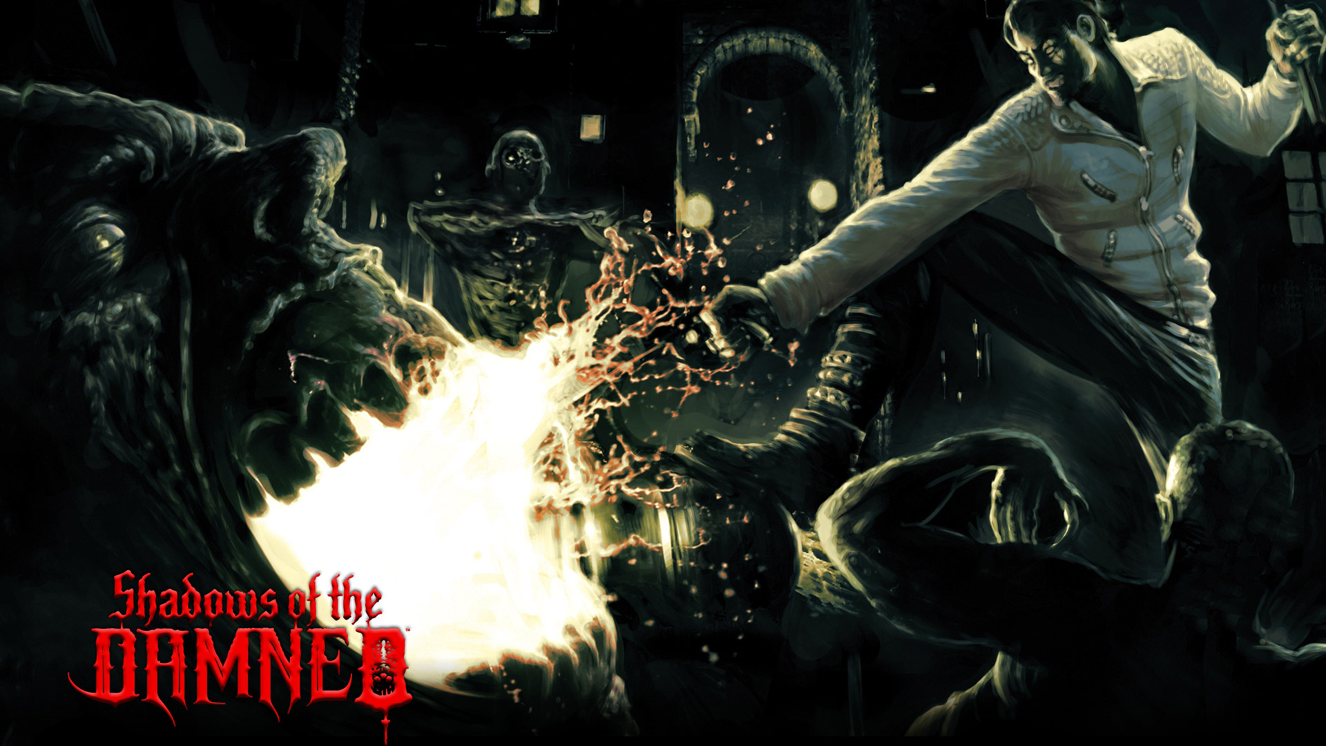 Shadows of the Damned Wallpaper in 1920x1080